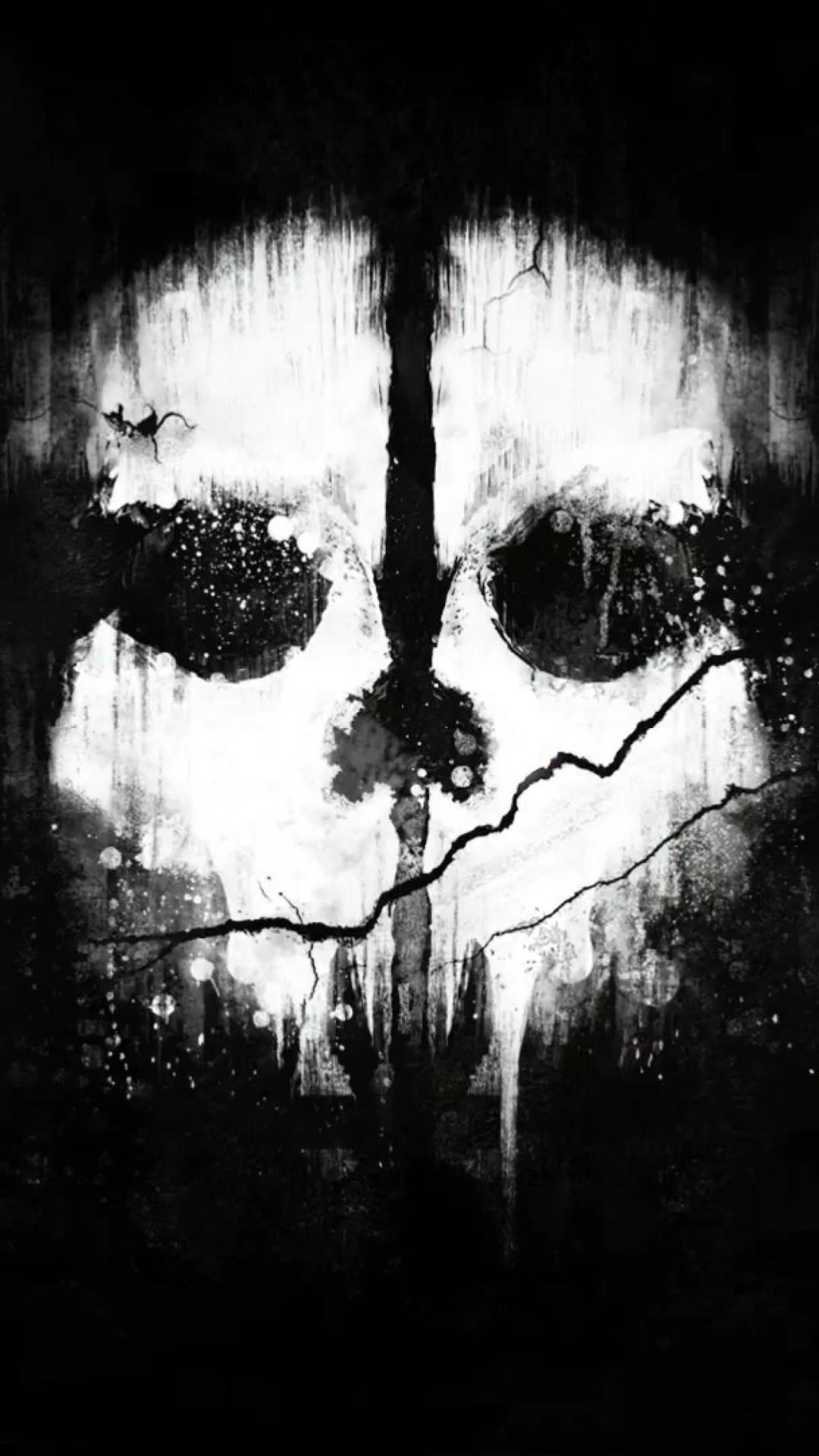 Cod Ghost Iphone Wallpaper Hd