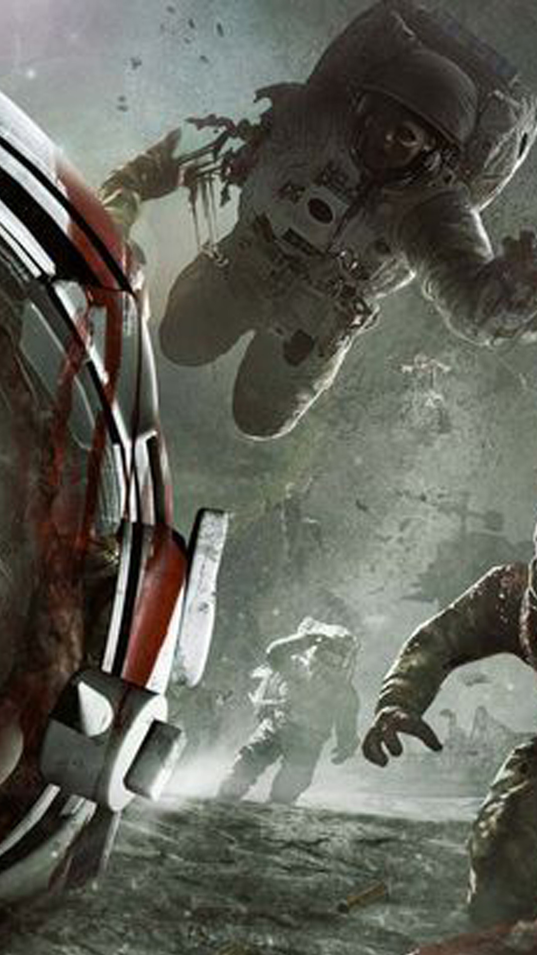 Call of Duty Infinite Warfare iphone wallpapers SE