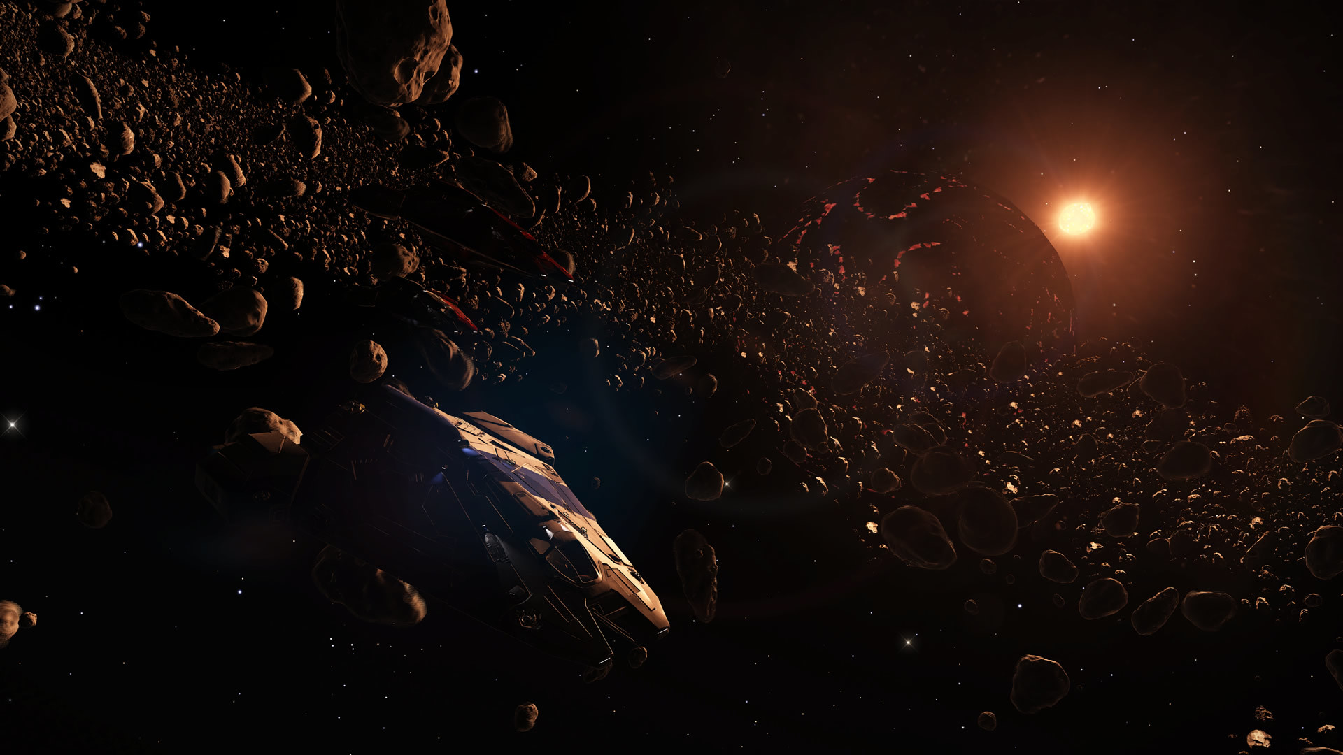 Elite: Dangerous' interstellar exploration will bring out the Star Trek in  you – htxt.africa