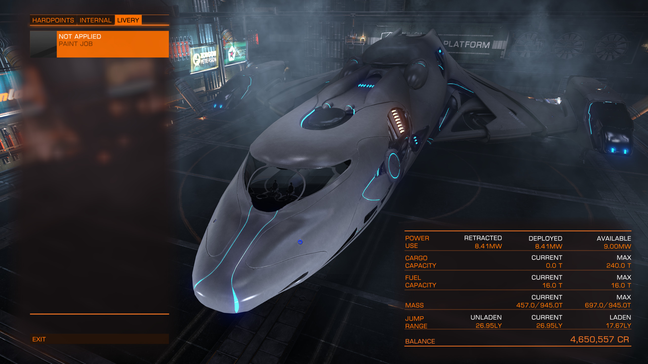 SLI adds smoother flying to the smooth looks of your Imperial Clipper in  Elite: Dangerous