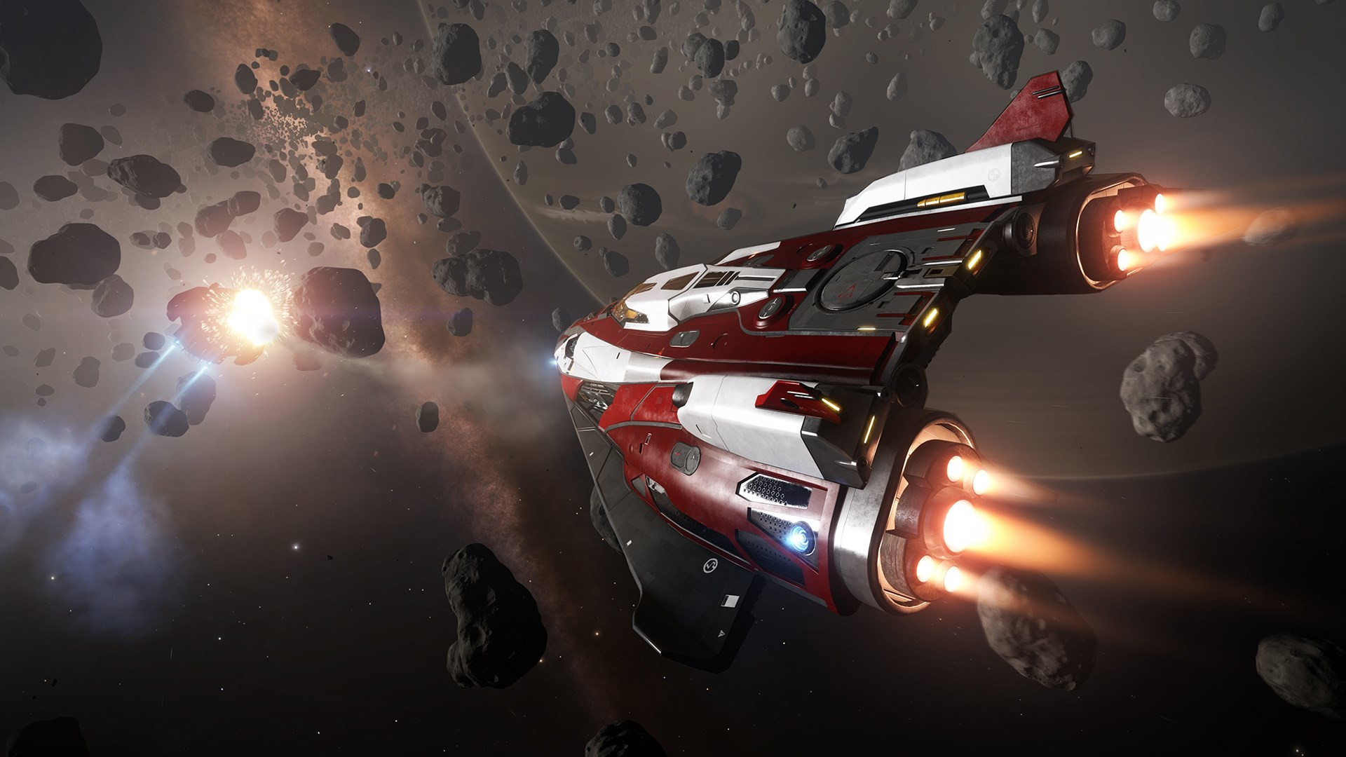 Elite Dangerous in VR on our $13,000 gaming rig is pure dogfighting bliss    PC Gamer