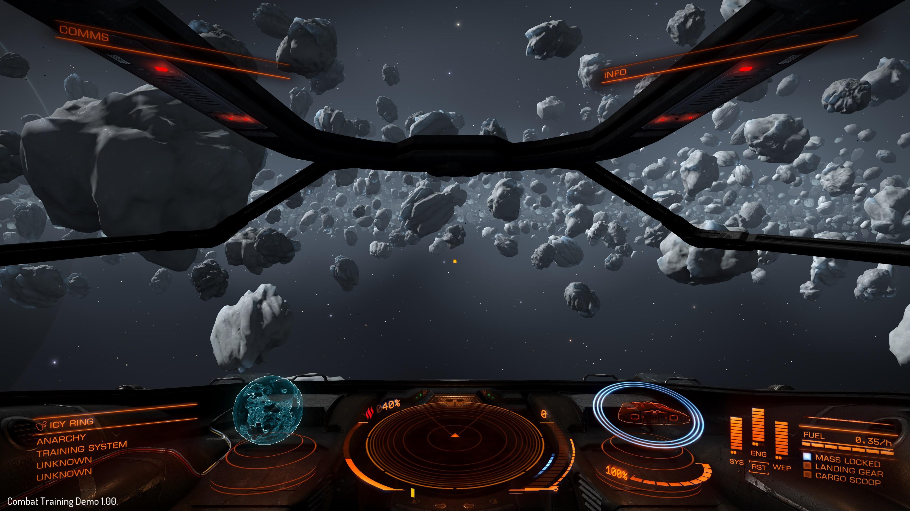 Elite Dangerous 4K Screenshot