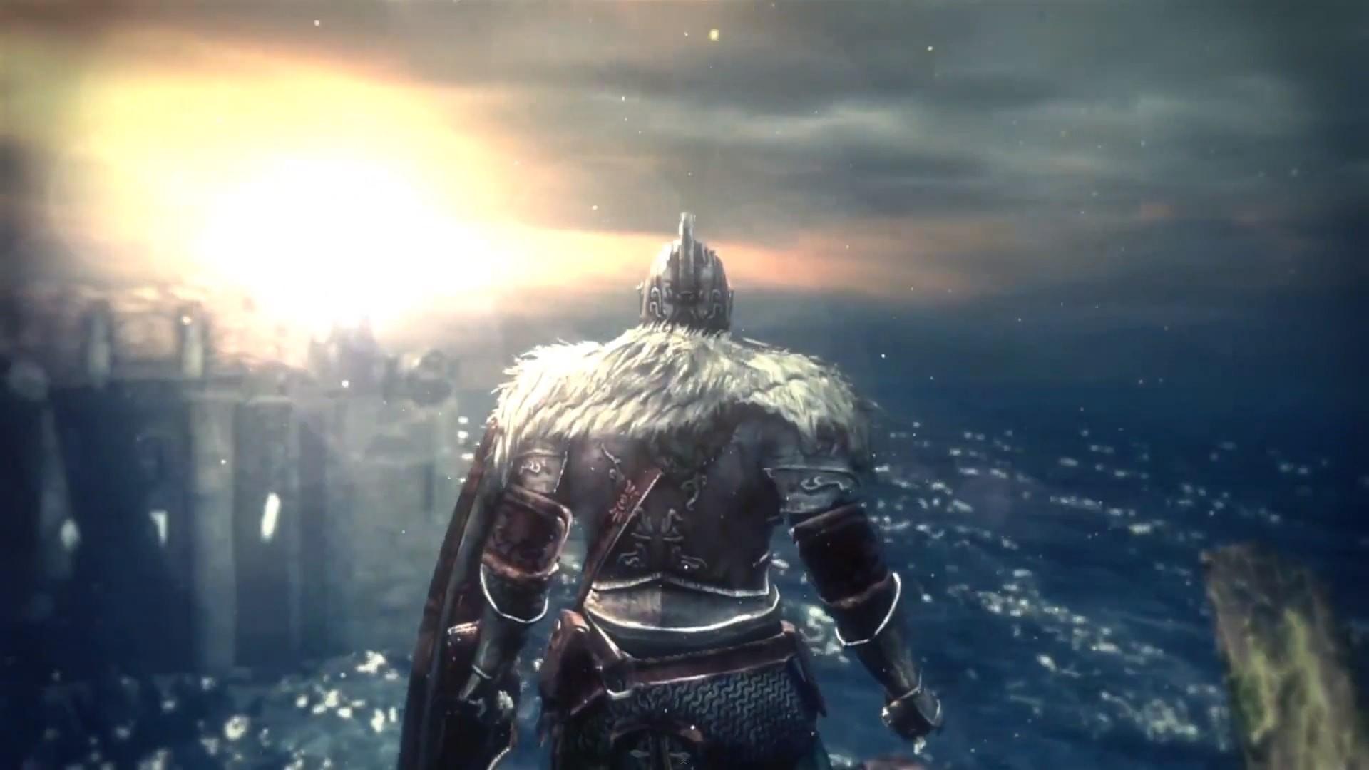 Dark Souls 2 widescreen for desktop