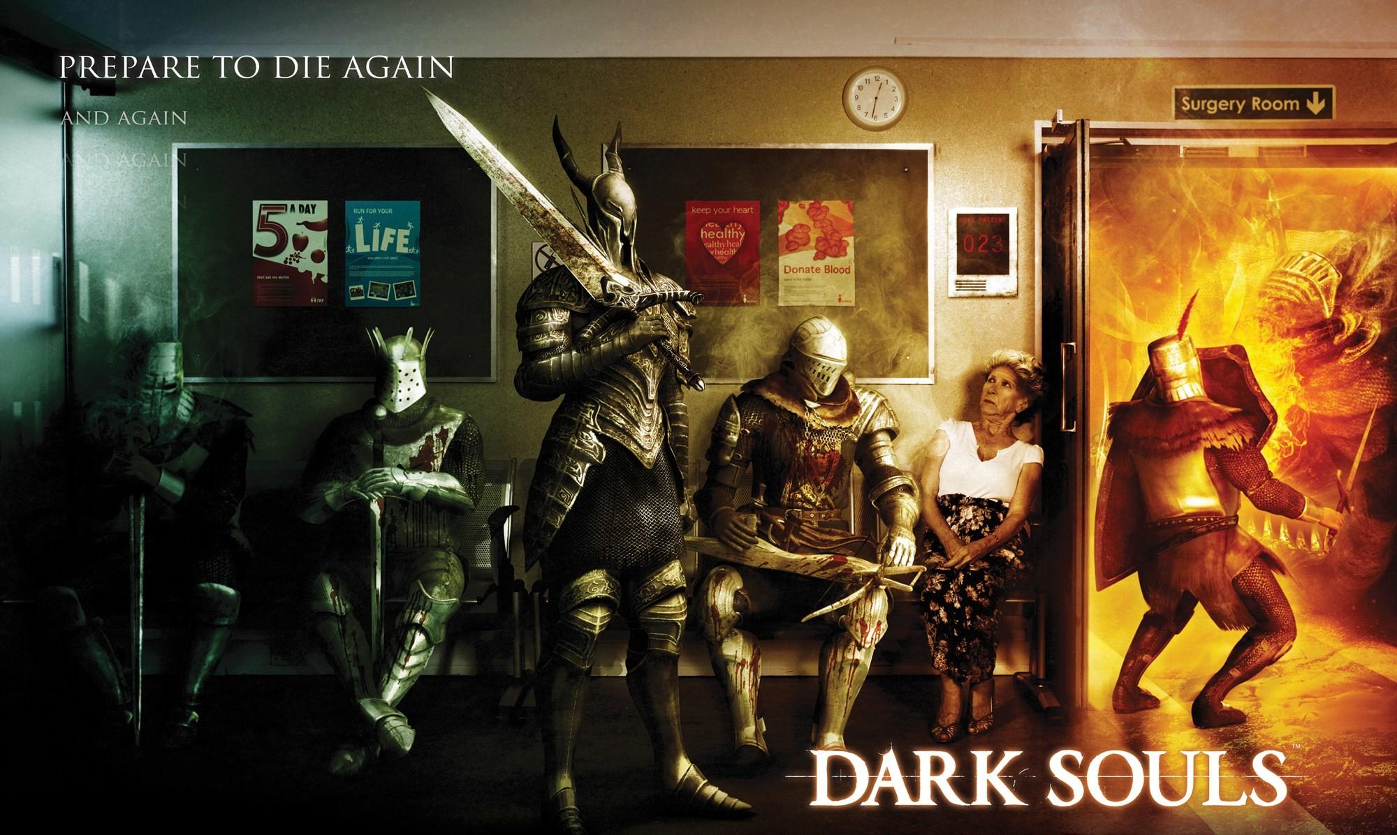 187 Dark Souls HD Wallpapers