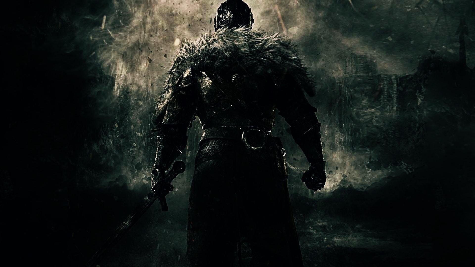 … Dark Souls 2 Box Art Wallpaper Edit by RPG247