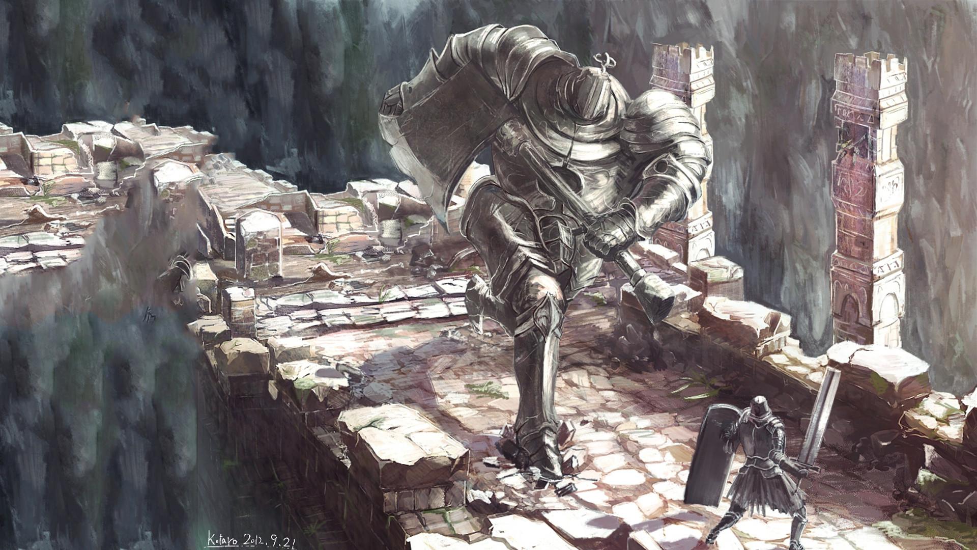 Dark souls wallpaper dump