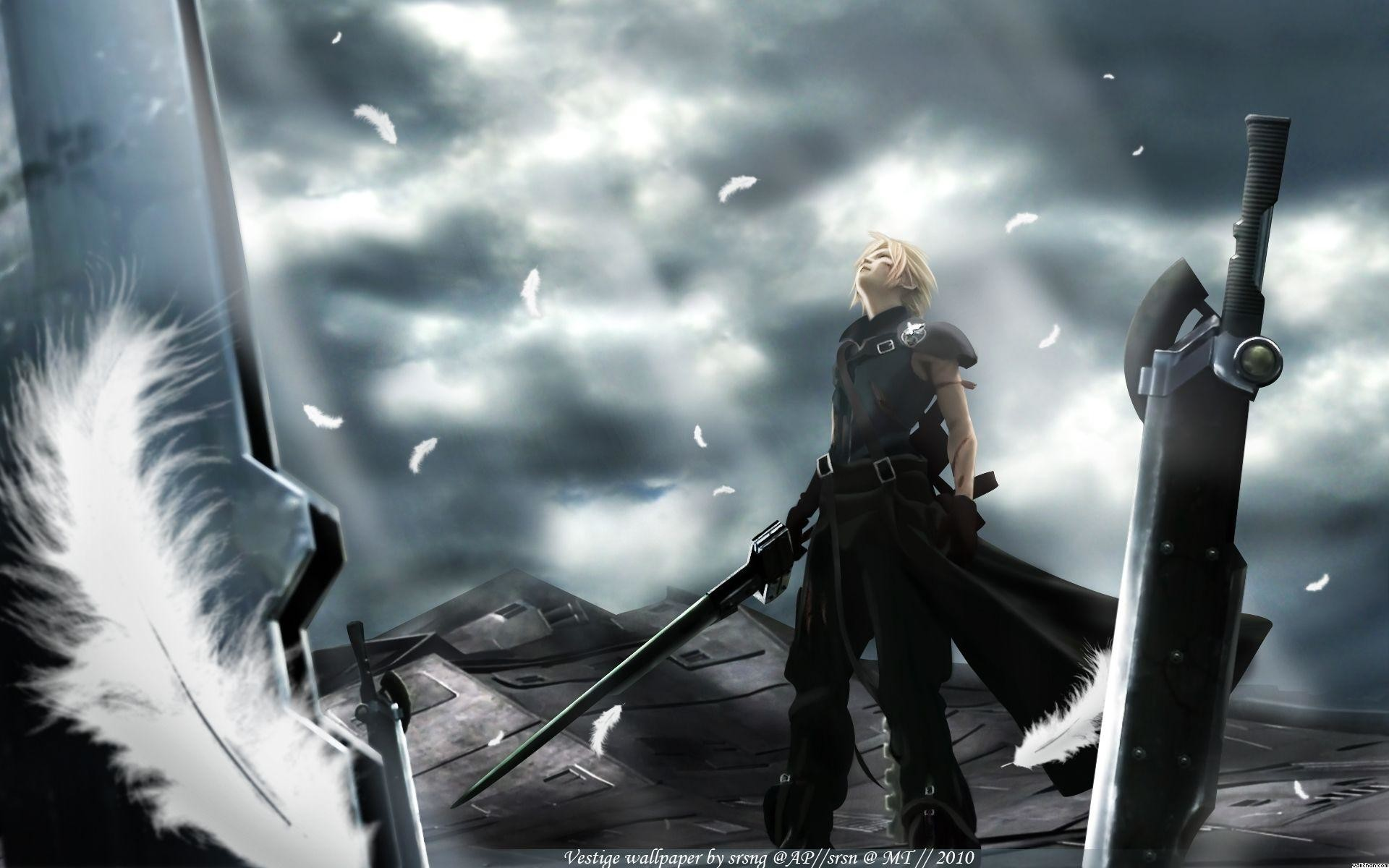 Cloud Strife Wallpapers – Full HD wallpaper search