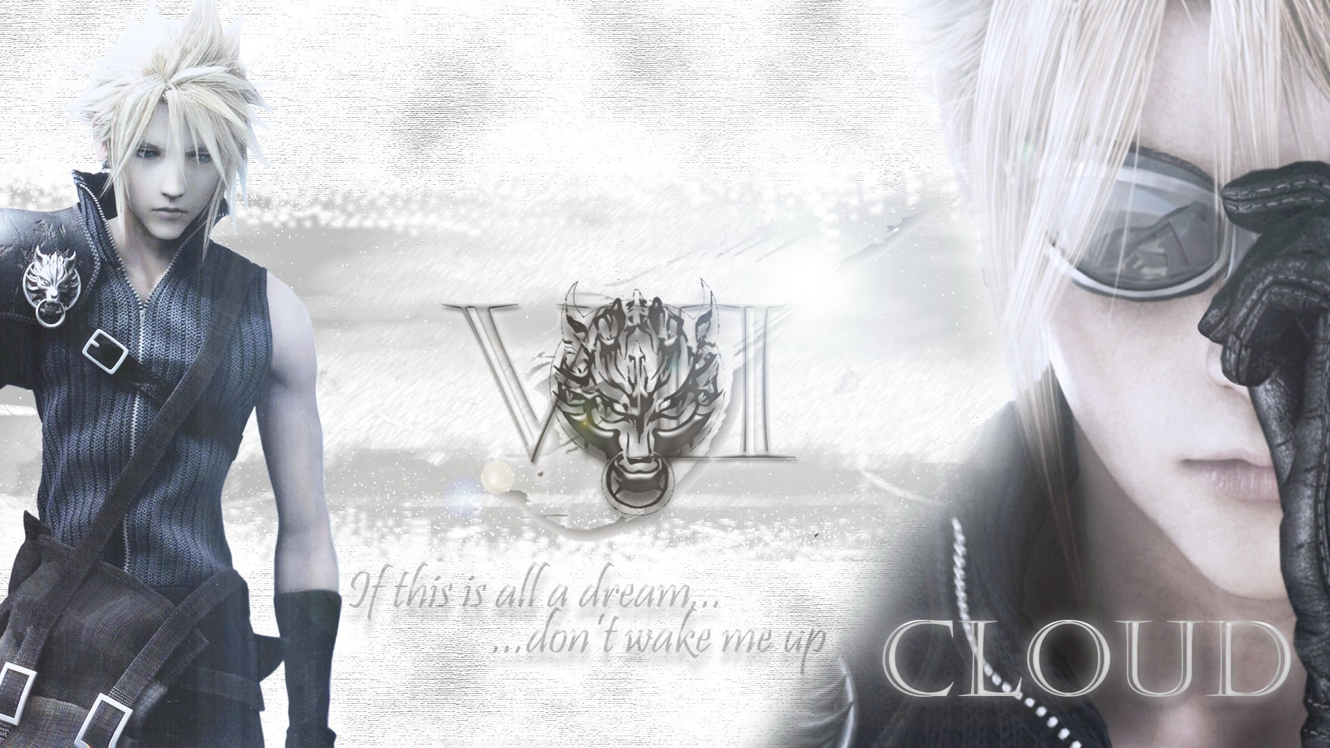 Cloud Strife Final Fantasy Wallpapers 1920×1080