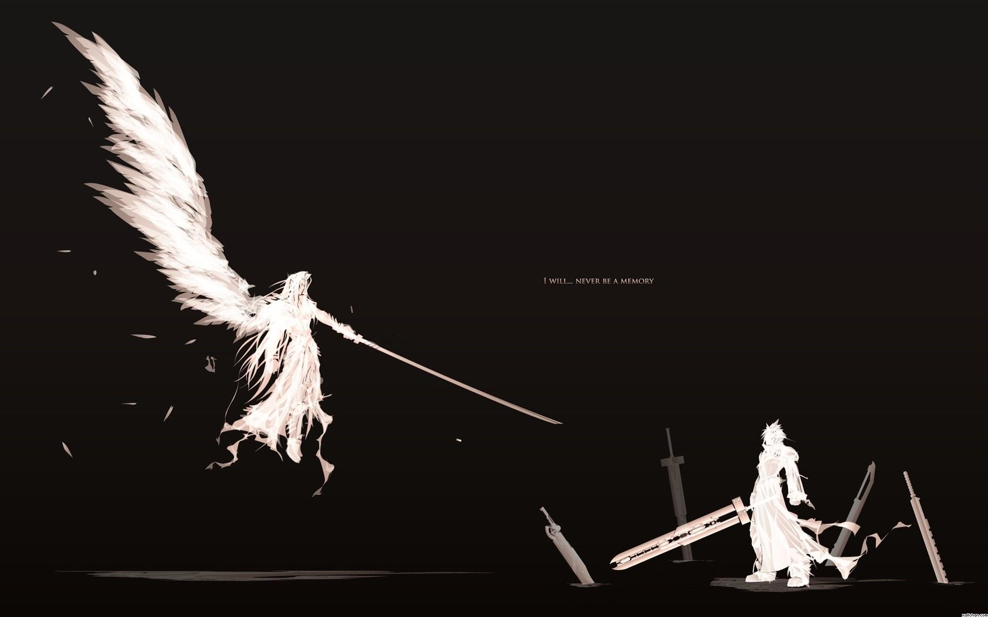 Sephiroth Vs Cloud Strife – Final Fantasy