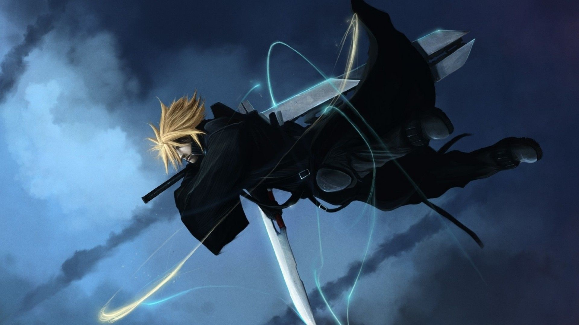 Cloud Strife, final fantasy, HD Wallpaper and FREE Stock .