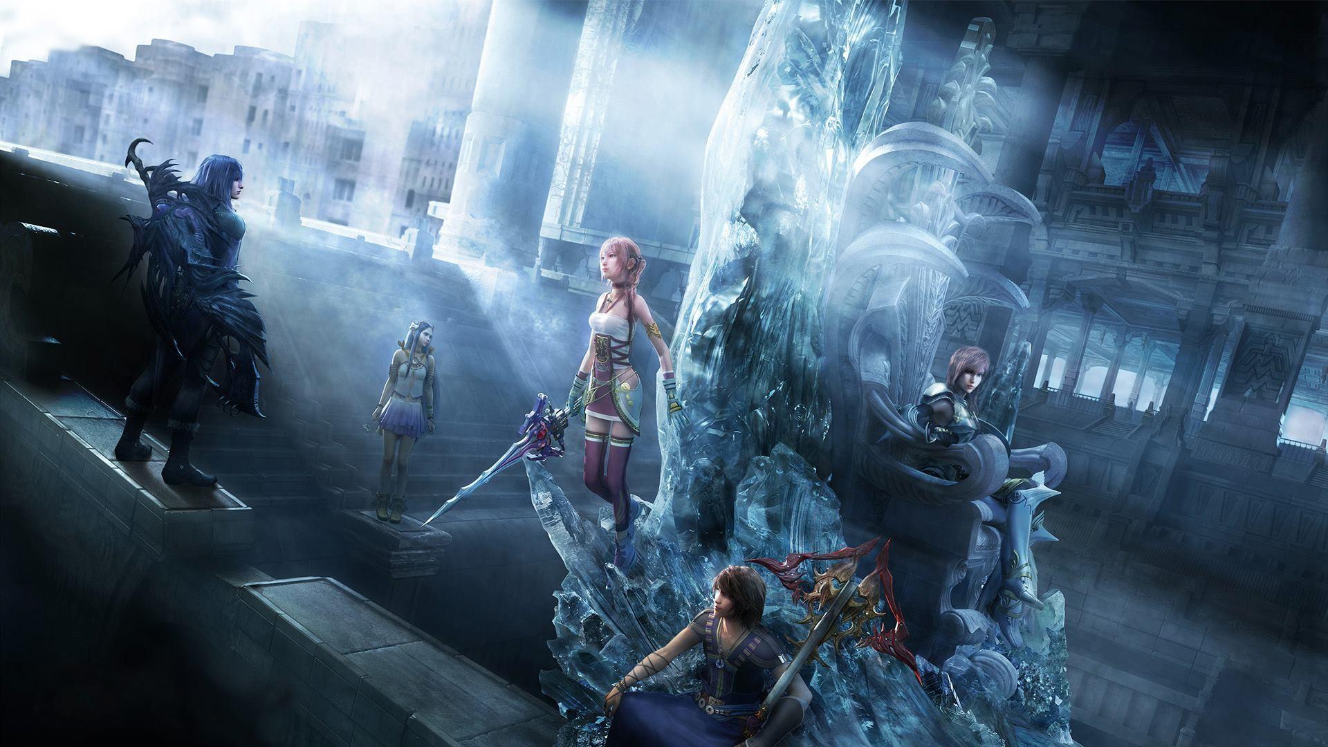 Tetsuya Square Enix Final Fantasy Vii Zack Fair Cloud Strife Rude .