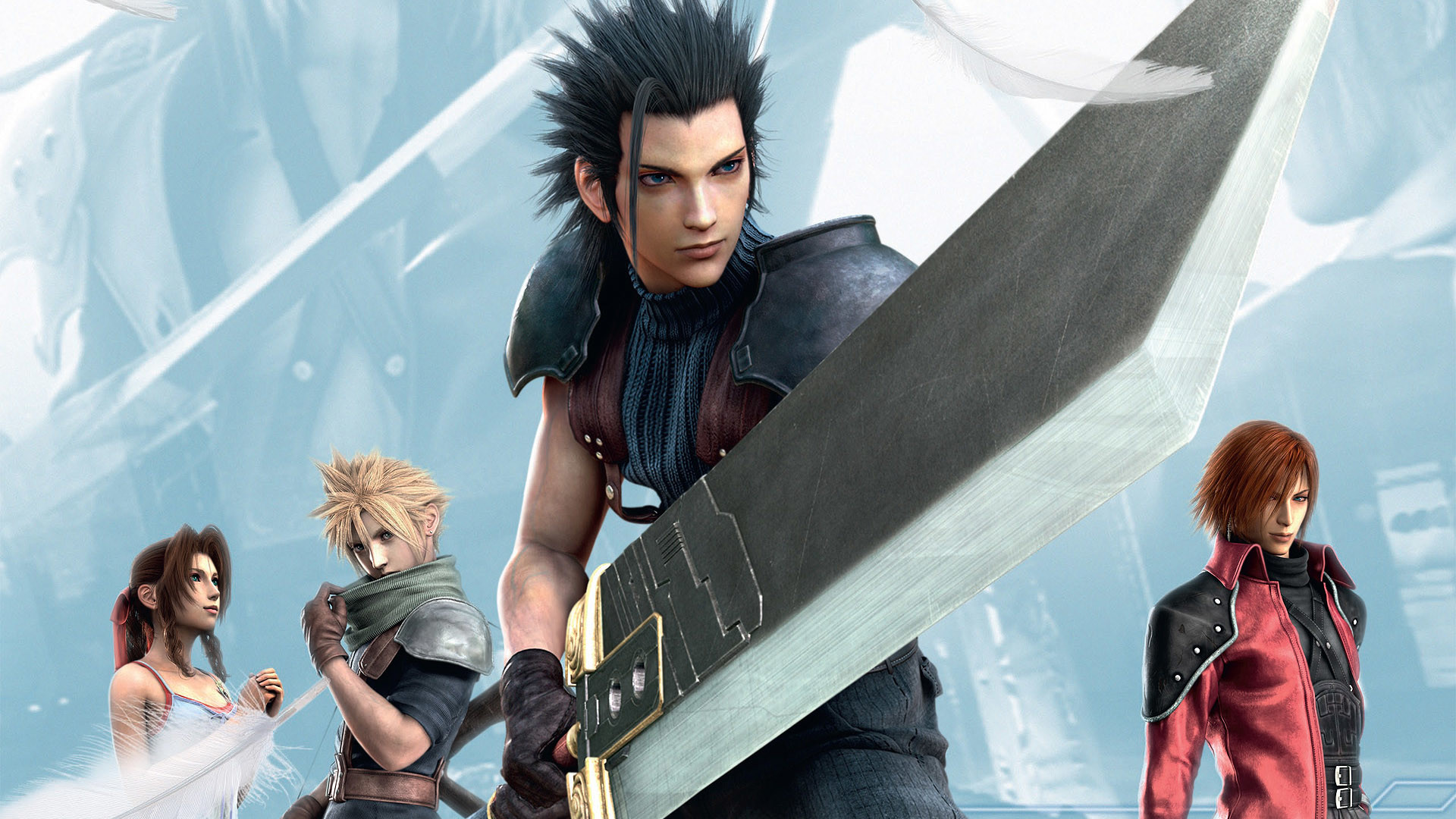 Final Fantasy HD Wallpaper