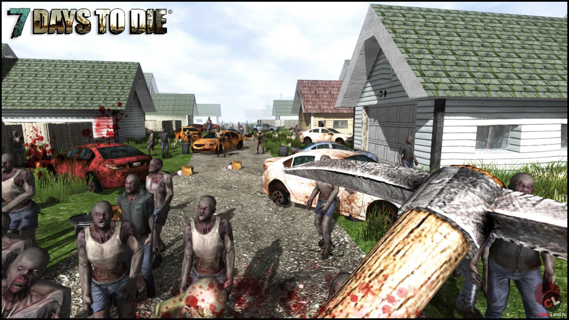 Video Game – 7 Days to die Wallpaper