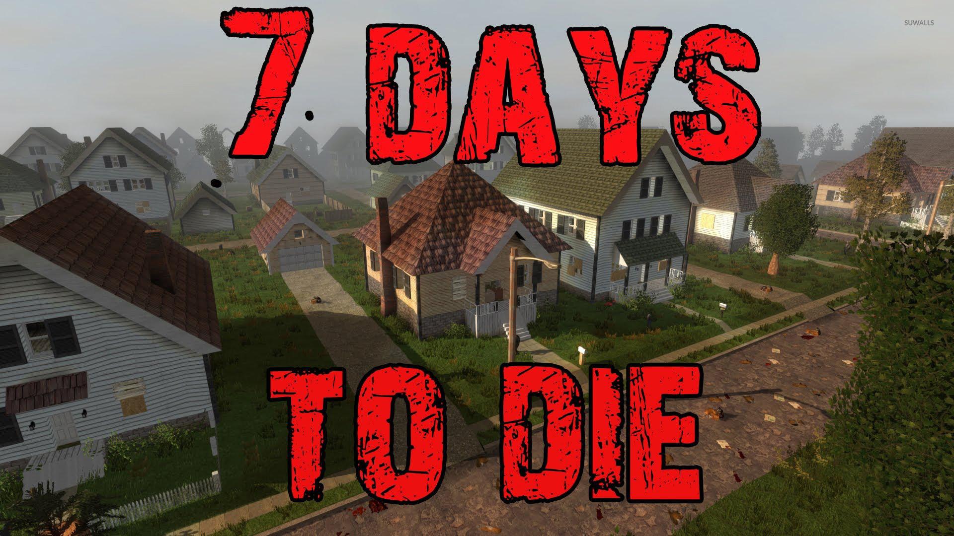 7 Days to Die wallpaper