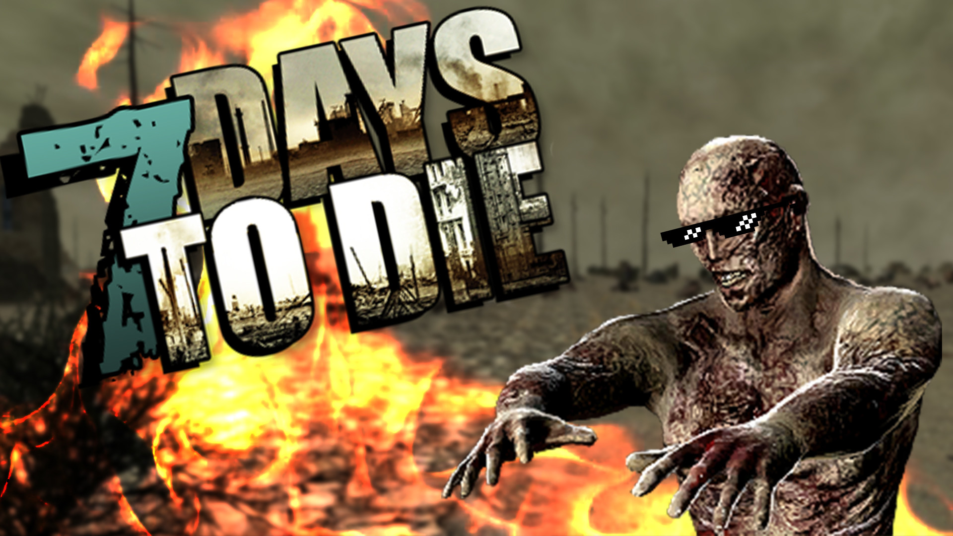 … 7 Days To Die Icon by osflipper09
