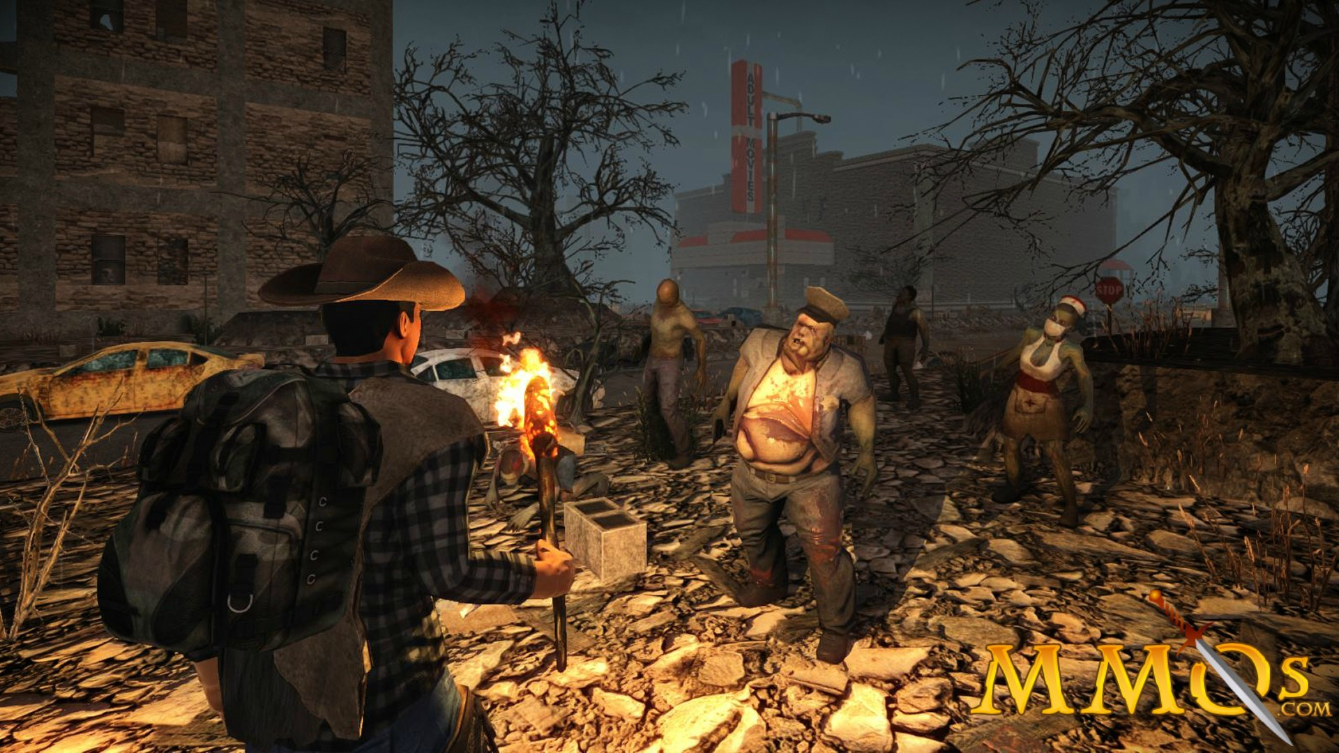 7 days to die city zombies