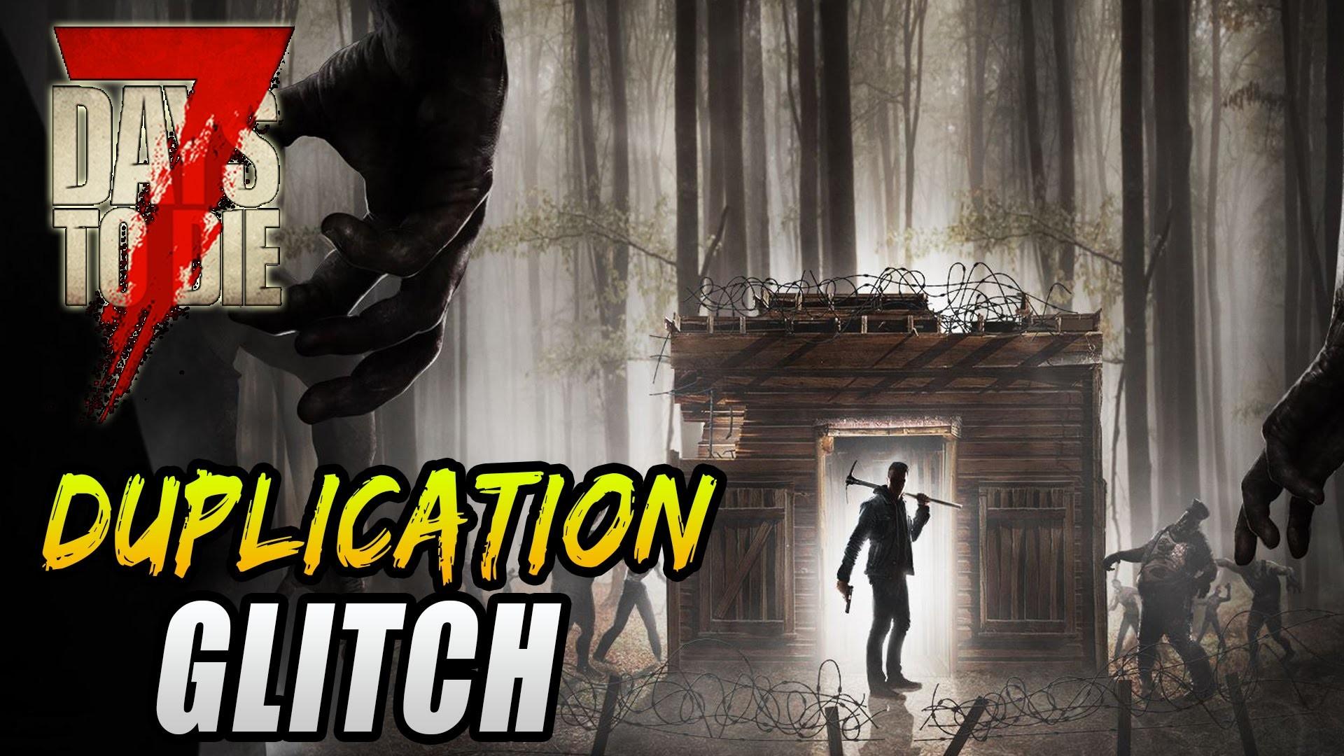 7 Days To Die Duplication Glitch – 7 Days to Die How To Duplicate ANY Item  – 7 Days to Die Glitches