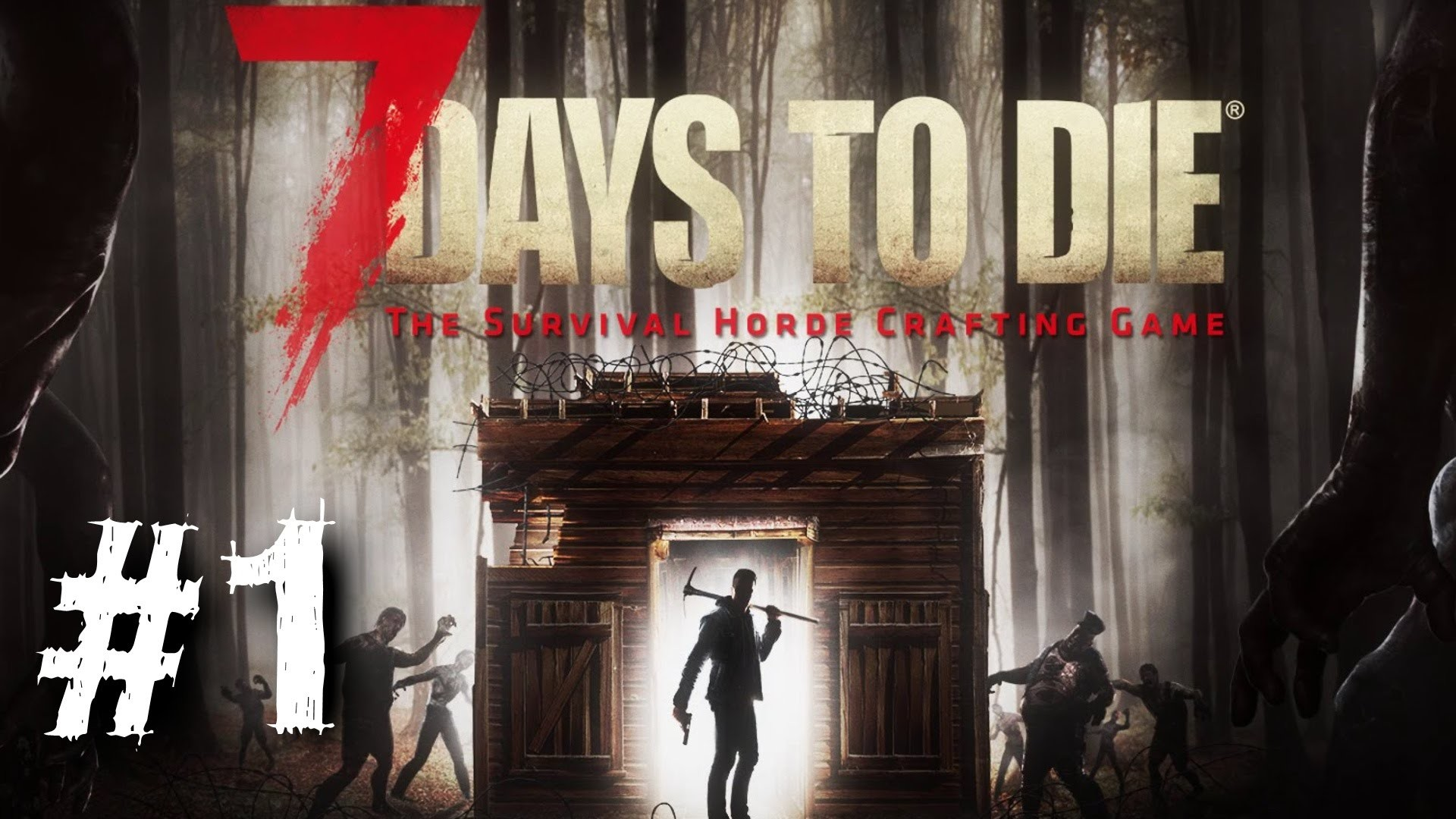 7 Days To Die Gameplay Walkthrough Part 1 Let's Play Xbox One PS4 Review  1080p HD – YouTube