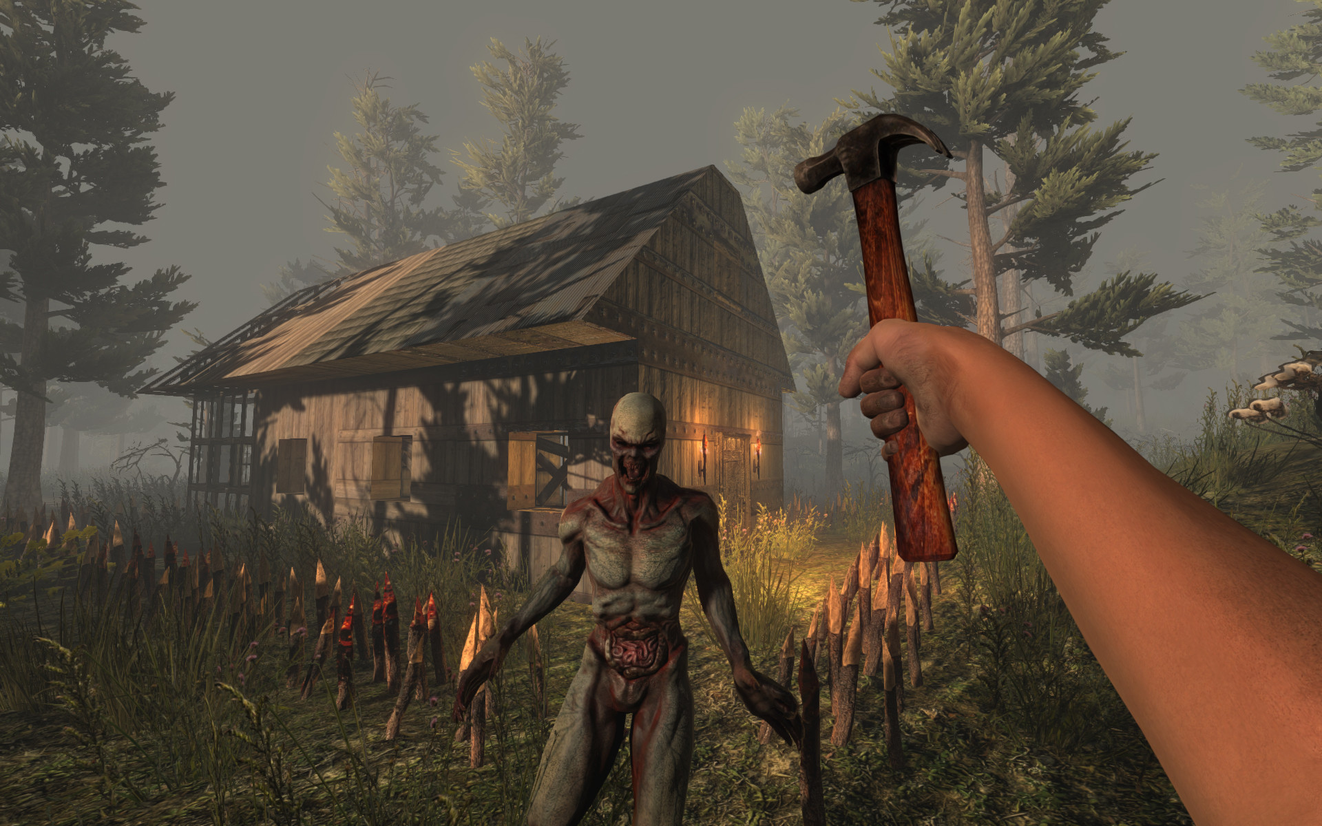 Trouble with 7 Days to Die Alpha 11? Have No Fear, 11.2 is Here – Nerd  Interests