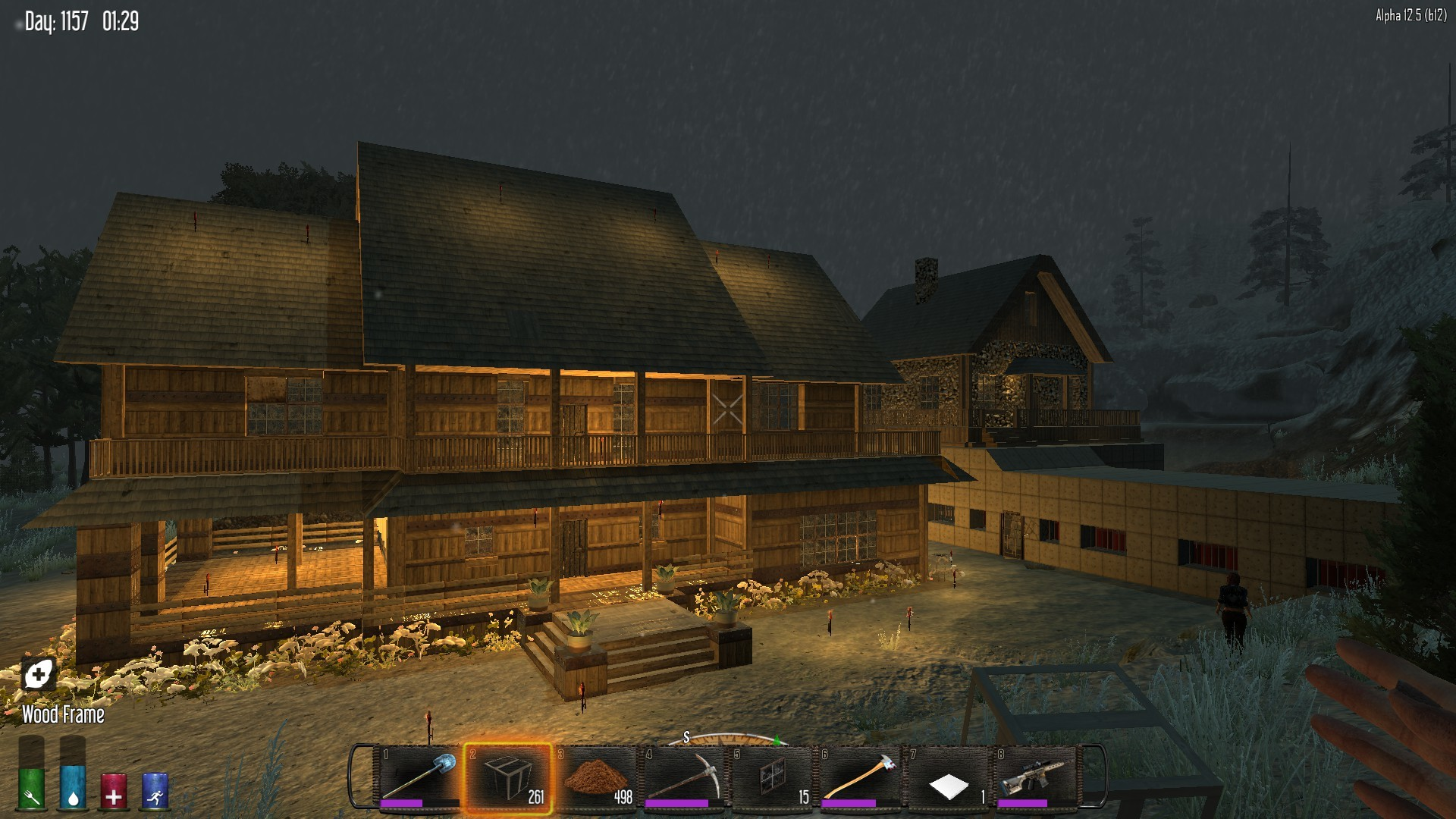 7 Days to Die graphics
