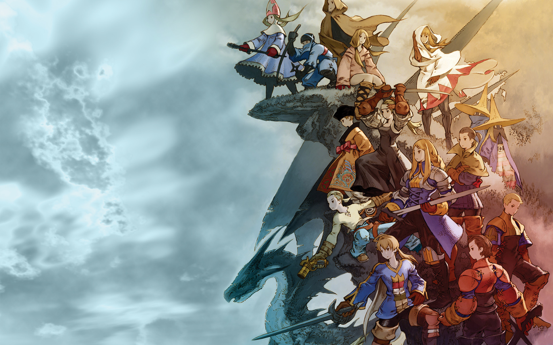 Final Fantasy Wallpapers – FFT