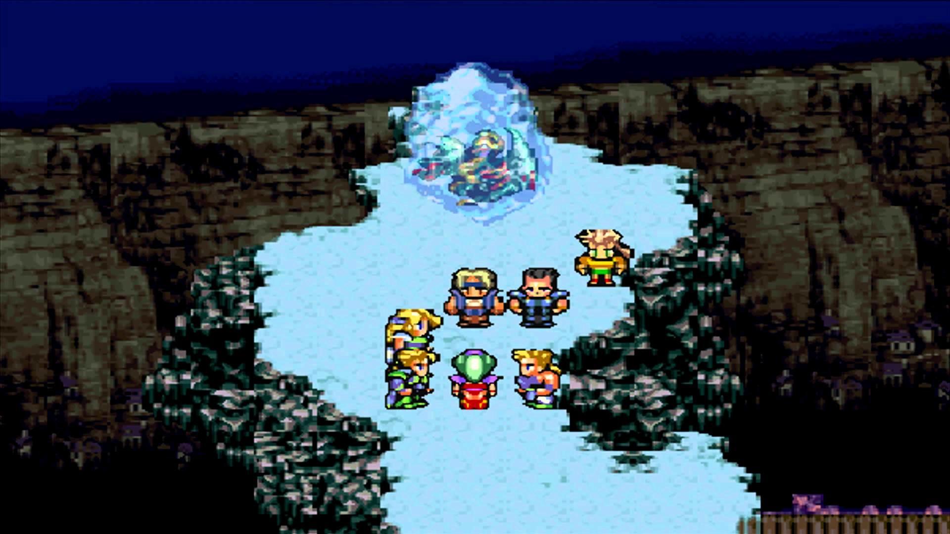 Final Fantasy VI HD Walkthrough Part 29: Protecting the Esper Final/Finding  Terra Part 1 – YouTube