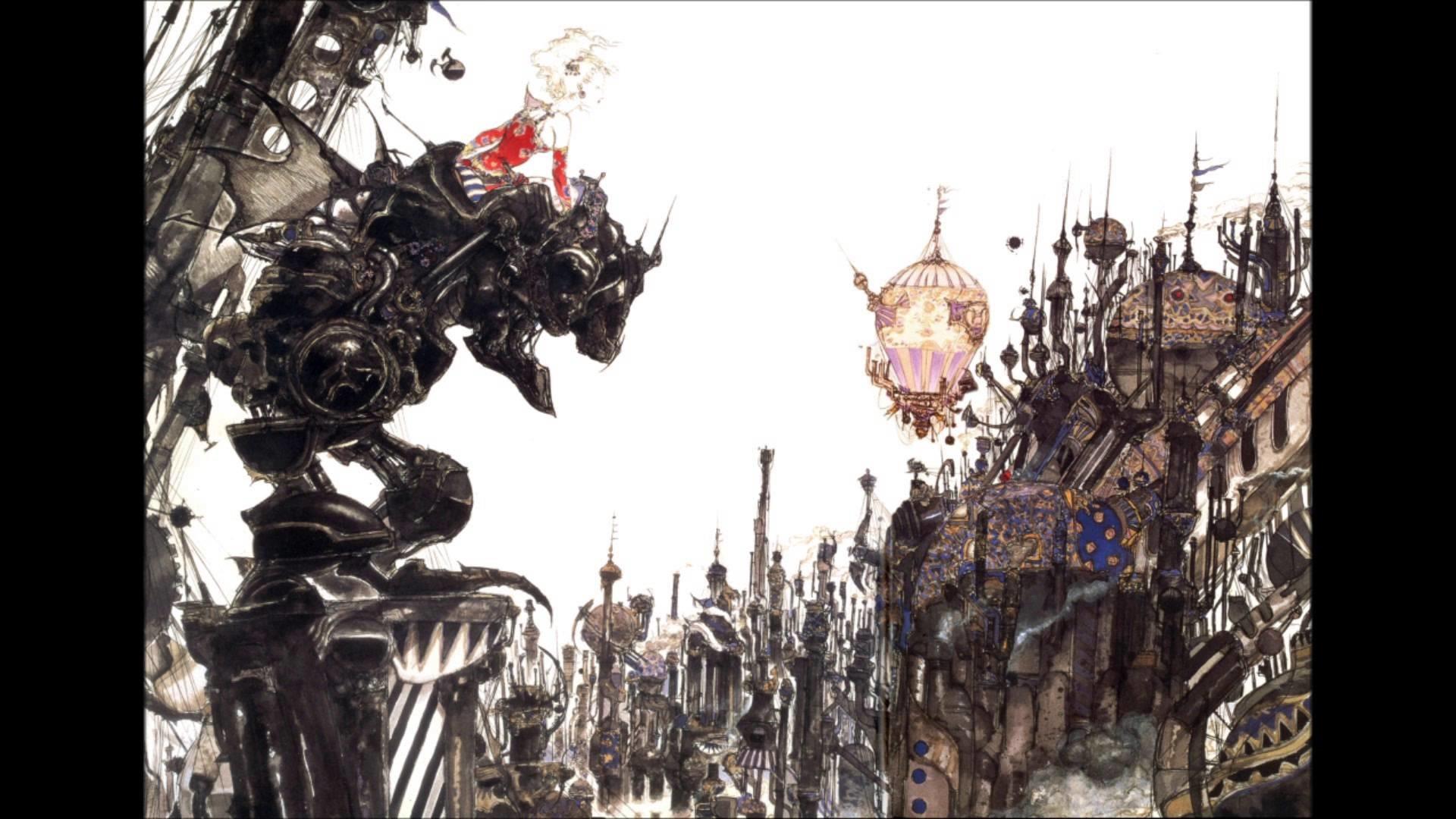 Terra's Theme (Final Fantasy VI Cover)