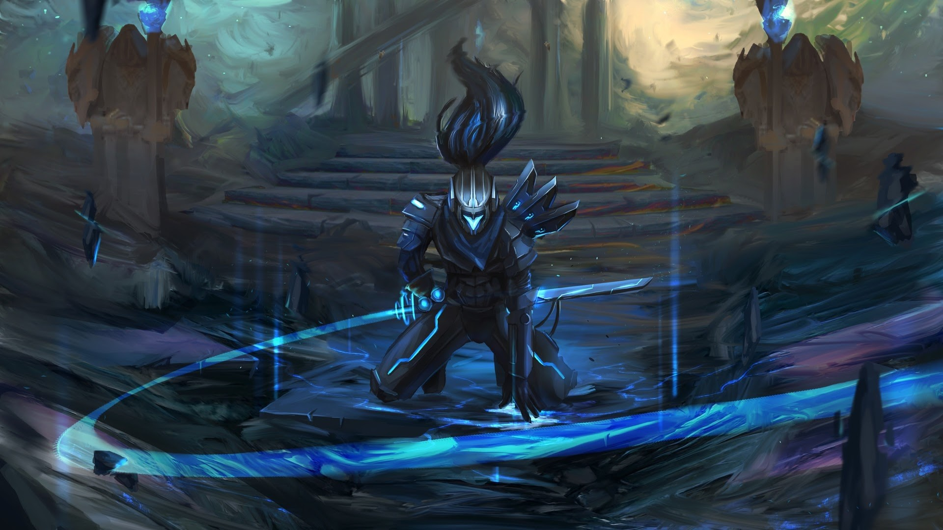 Project Yasuo League of Legends Wallpaper #34431