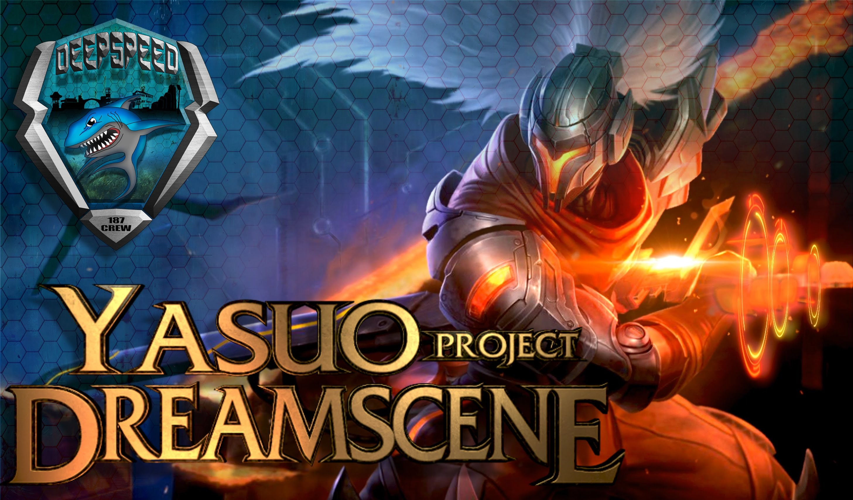 PROJECT: Yasuo skin Animation – Desktop background – League of Legends (  Fan-made )