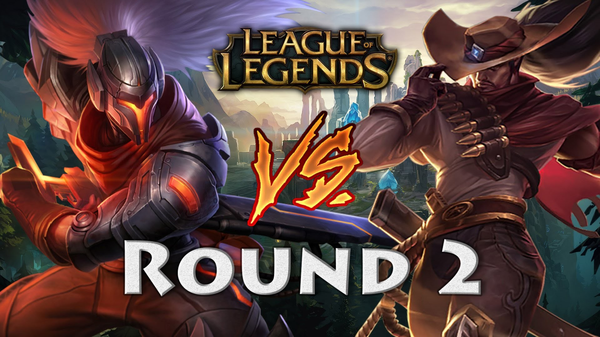 Project Yasuo vs High Noon Yasuo (Round 2) Mid League of Legends S6 –  YouTube