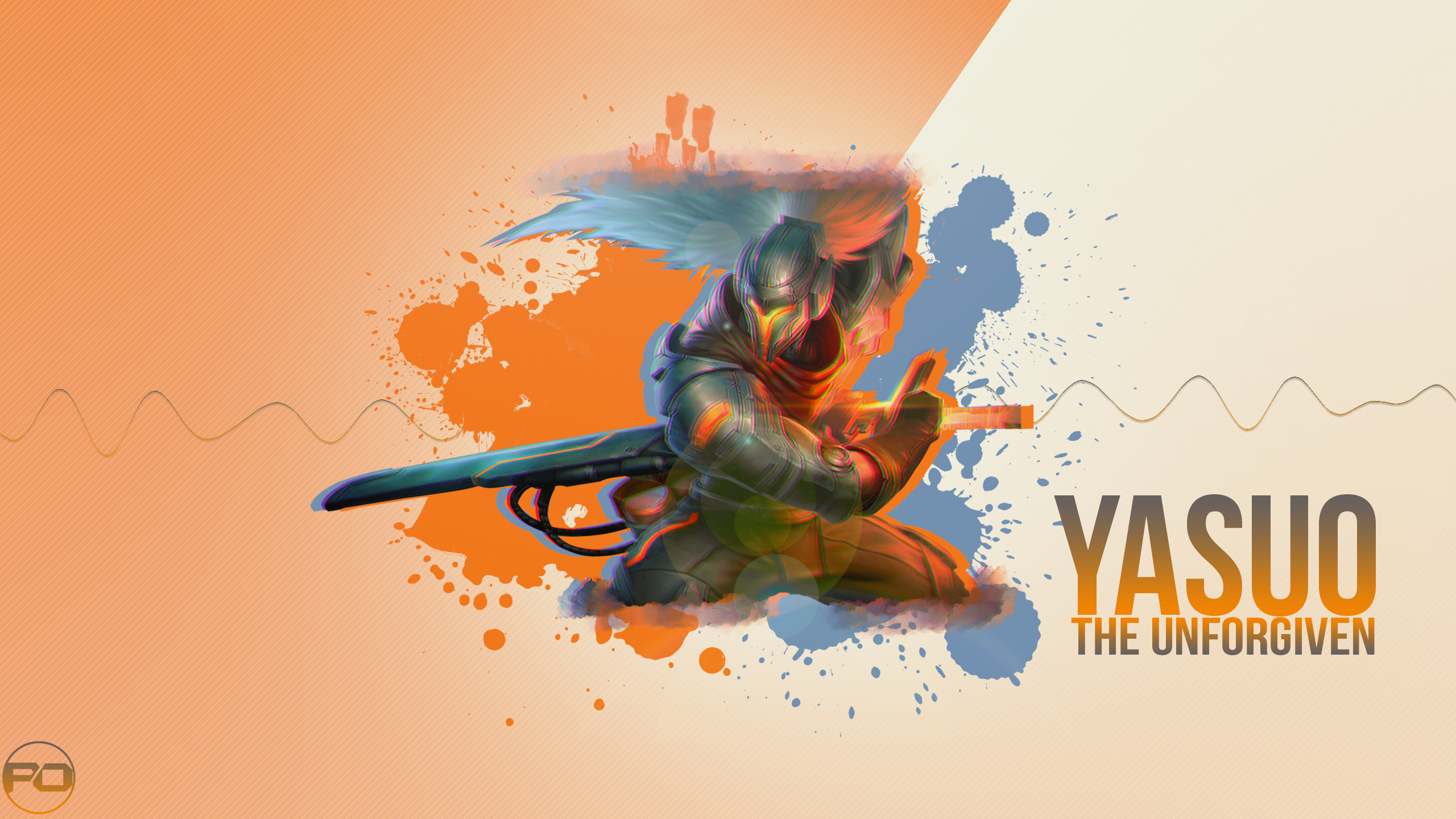 … Project Yasuo wallpaper l 2560 x 1440 by PobbleD