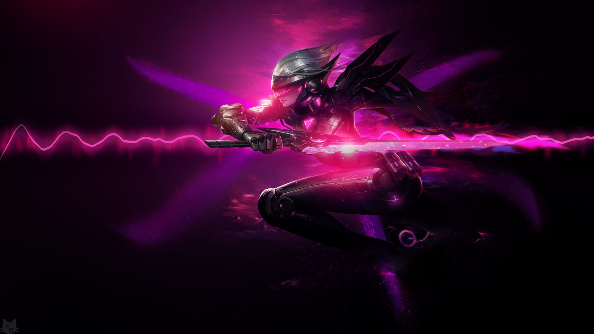 Project Fiora League Of Legends Wallpapers HD 1920×1080