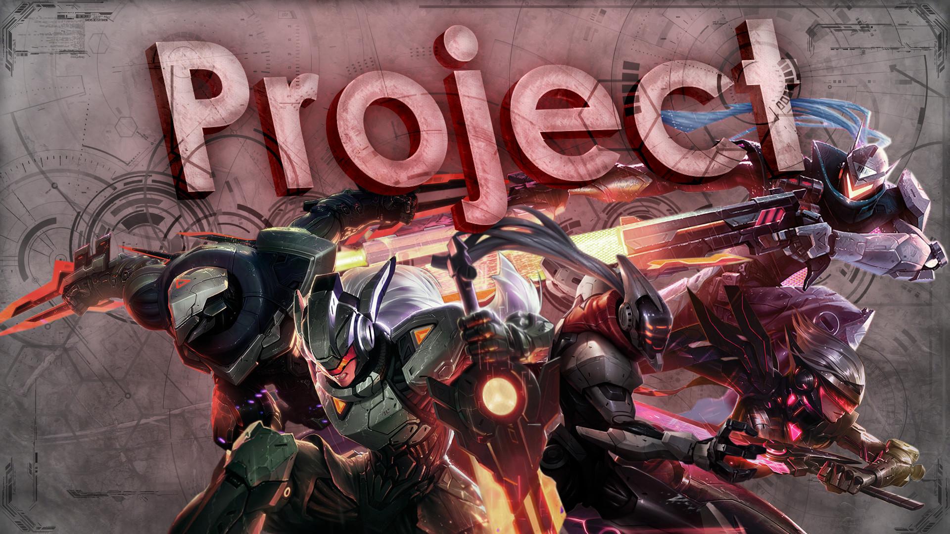 Project Skins wallpaper