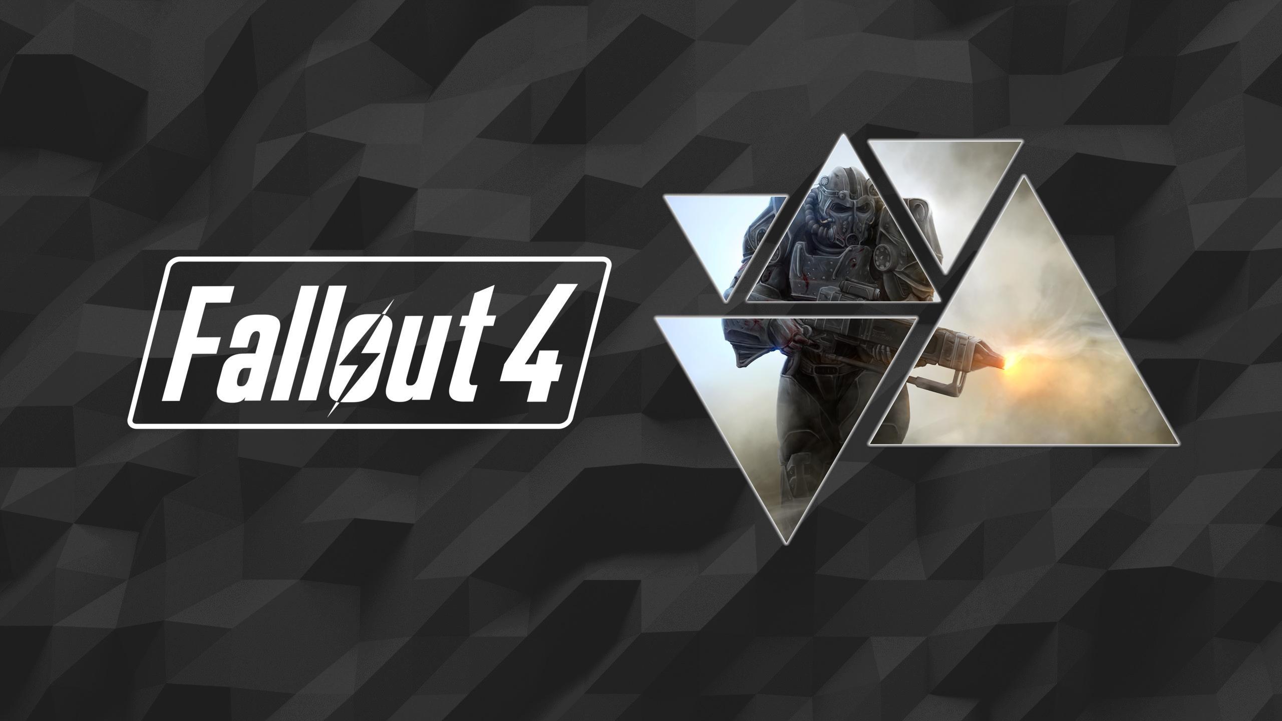 Fallout 4 [2560×1440] …