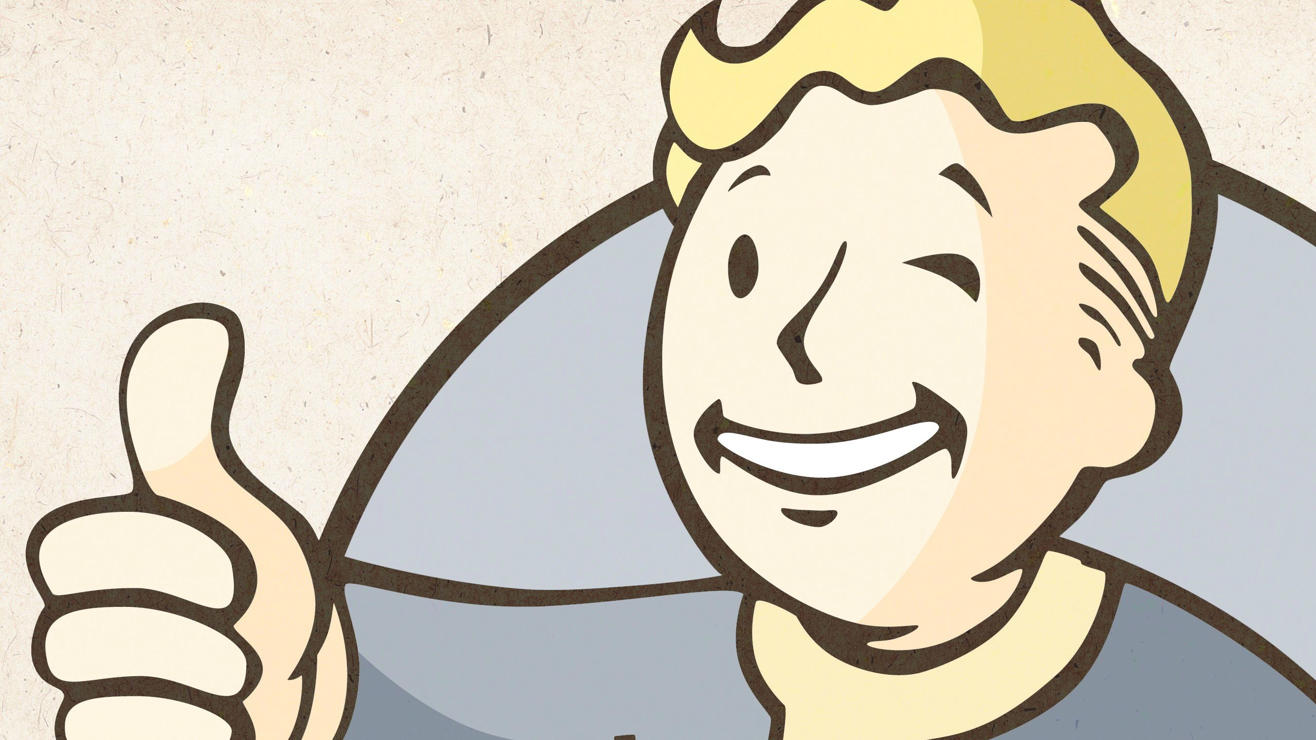 Fallout 4 – Welcome Home wallpaper (no text)