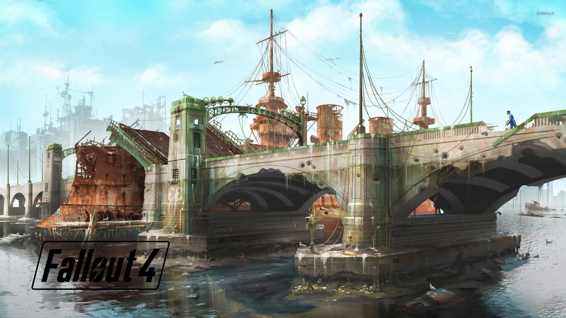 Fallout 4 bridge wallpaper jpg