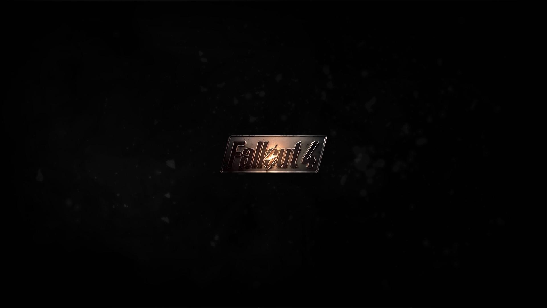 Fallout 4 Game Logo