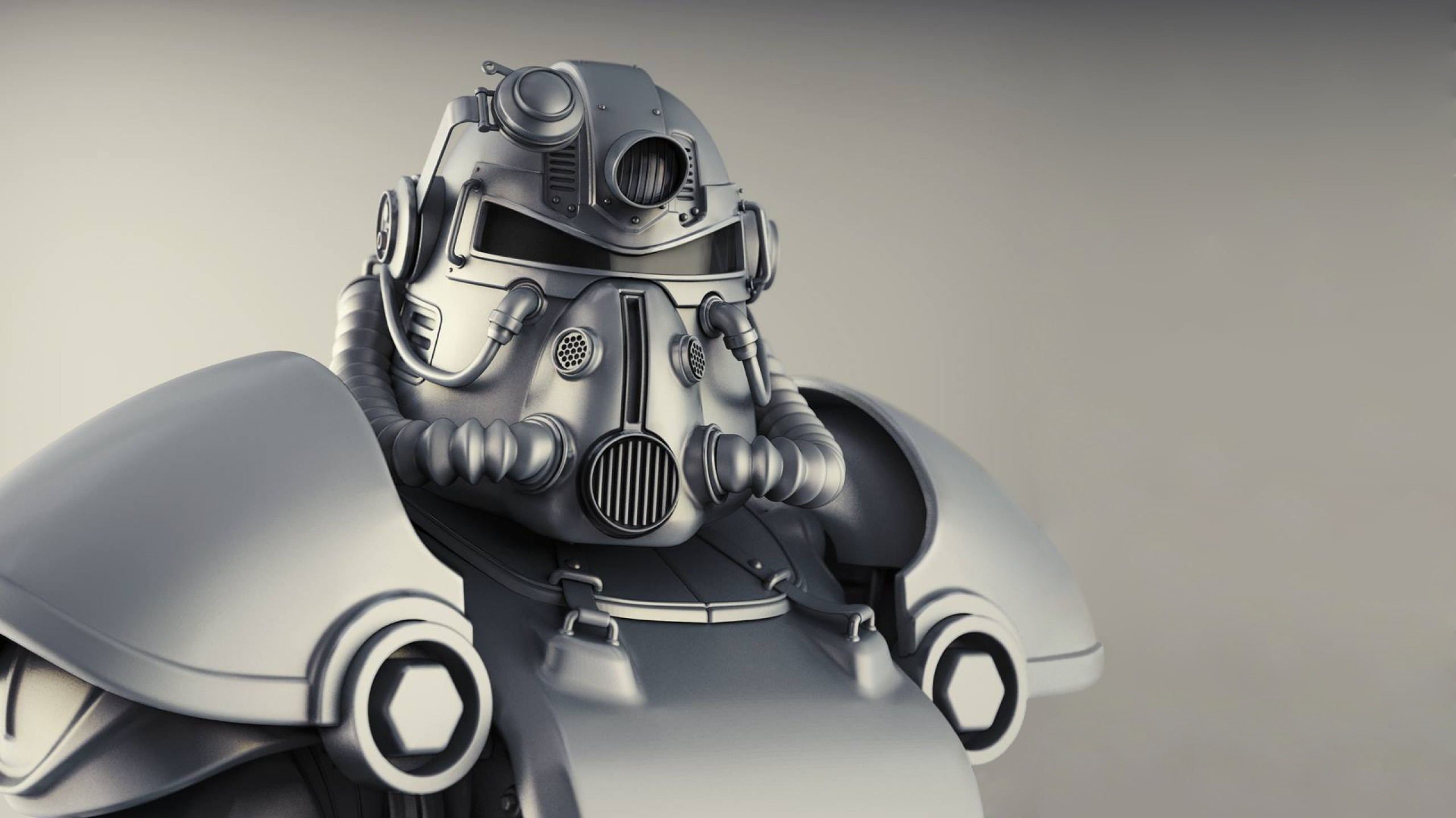 Wallpaper fallout 4, t-51b, power armor