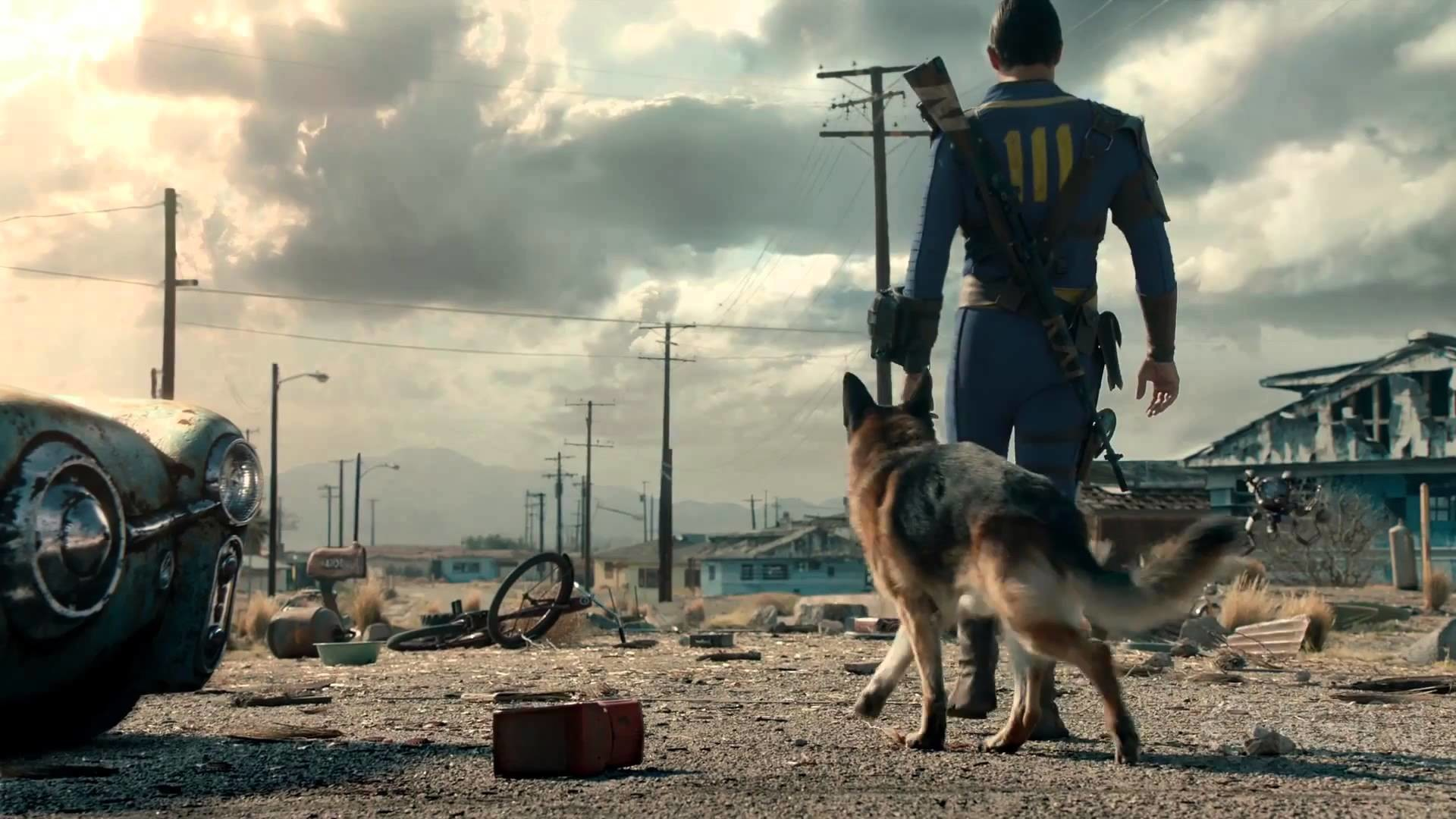 Dion – The Wanderer Fallout 4 Soundtrack Song