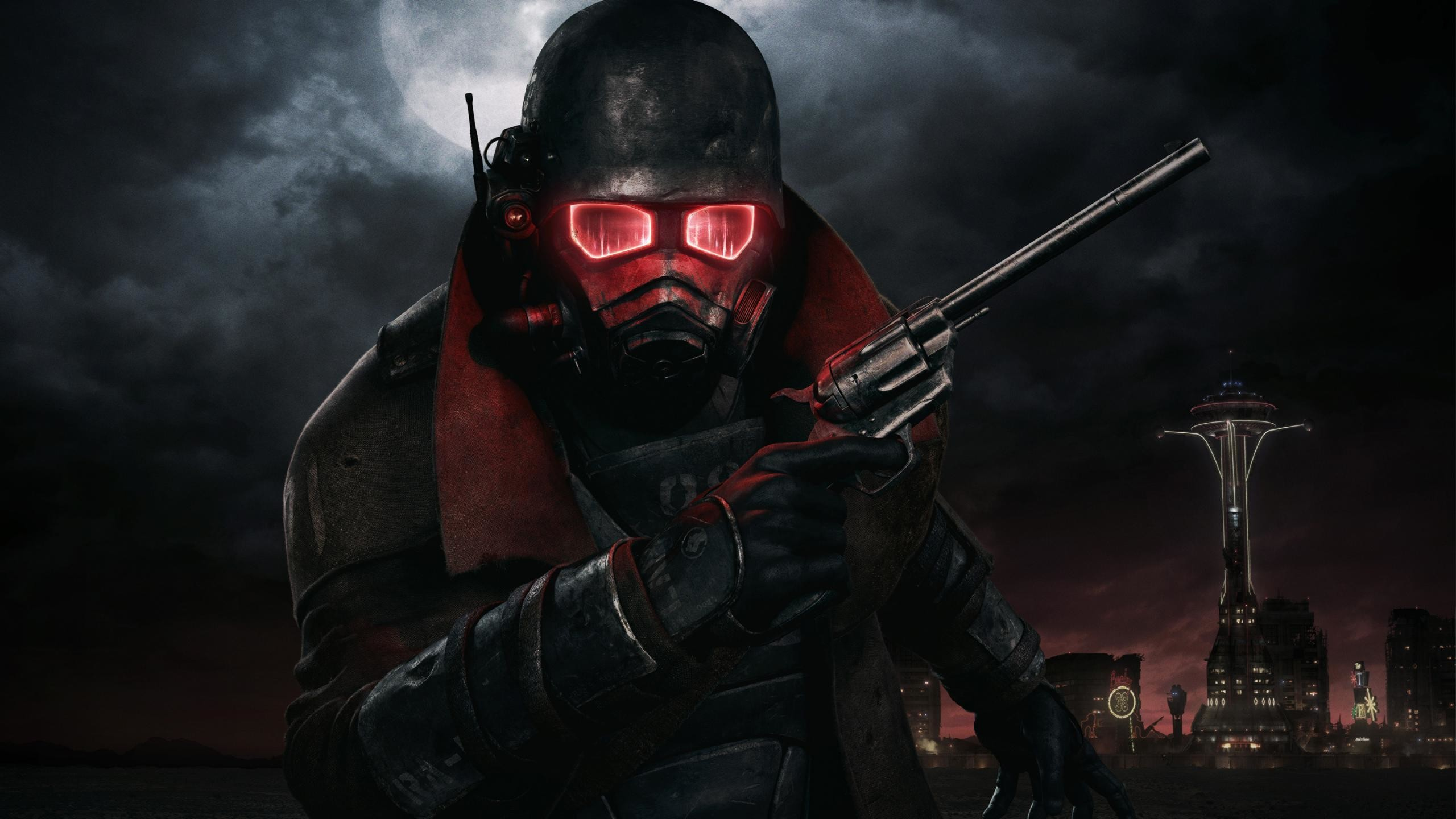 Fallout New Vegas Game Wallpaper size available for downloads