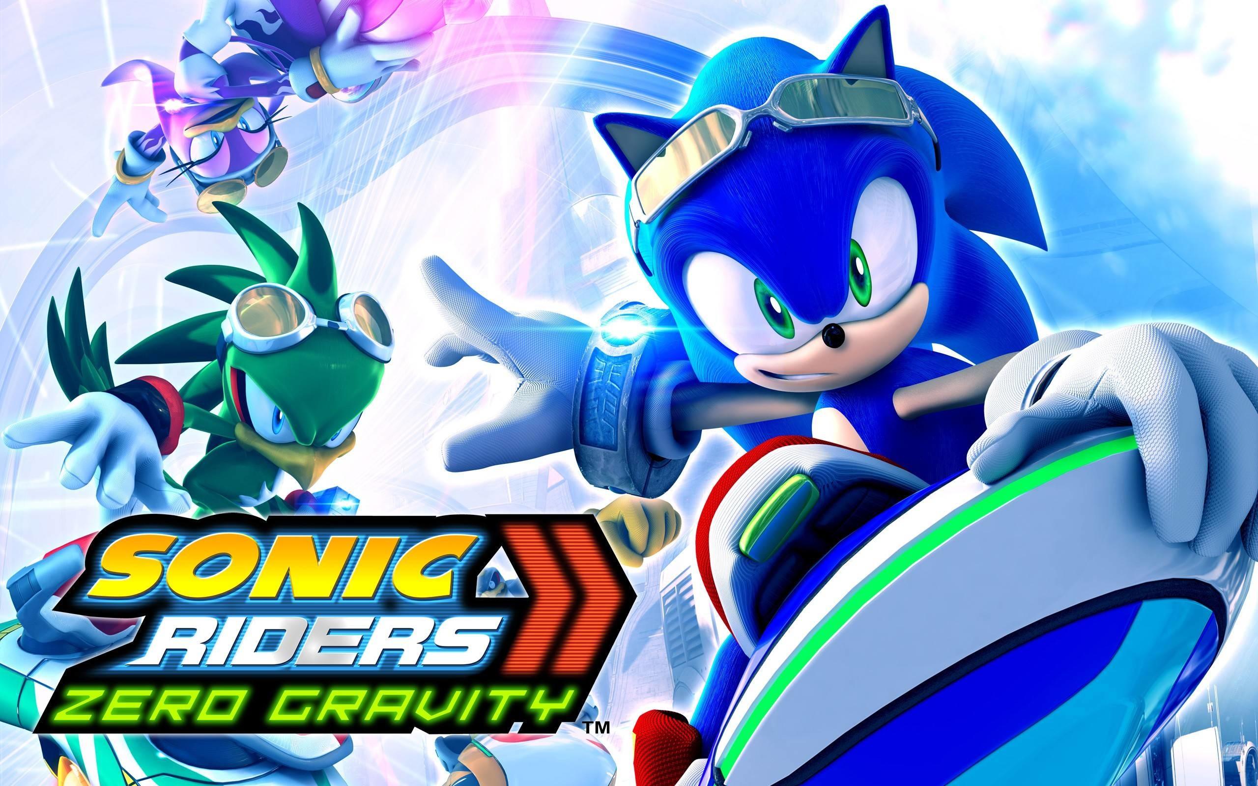 Video Game Sonic Riders: Zero Gravity Wallpaper px Free .