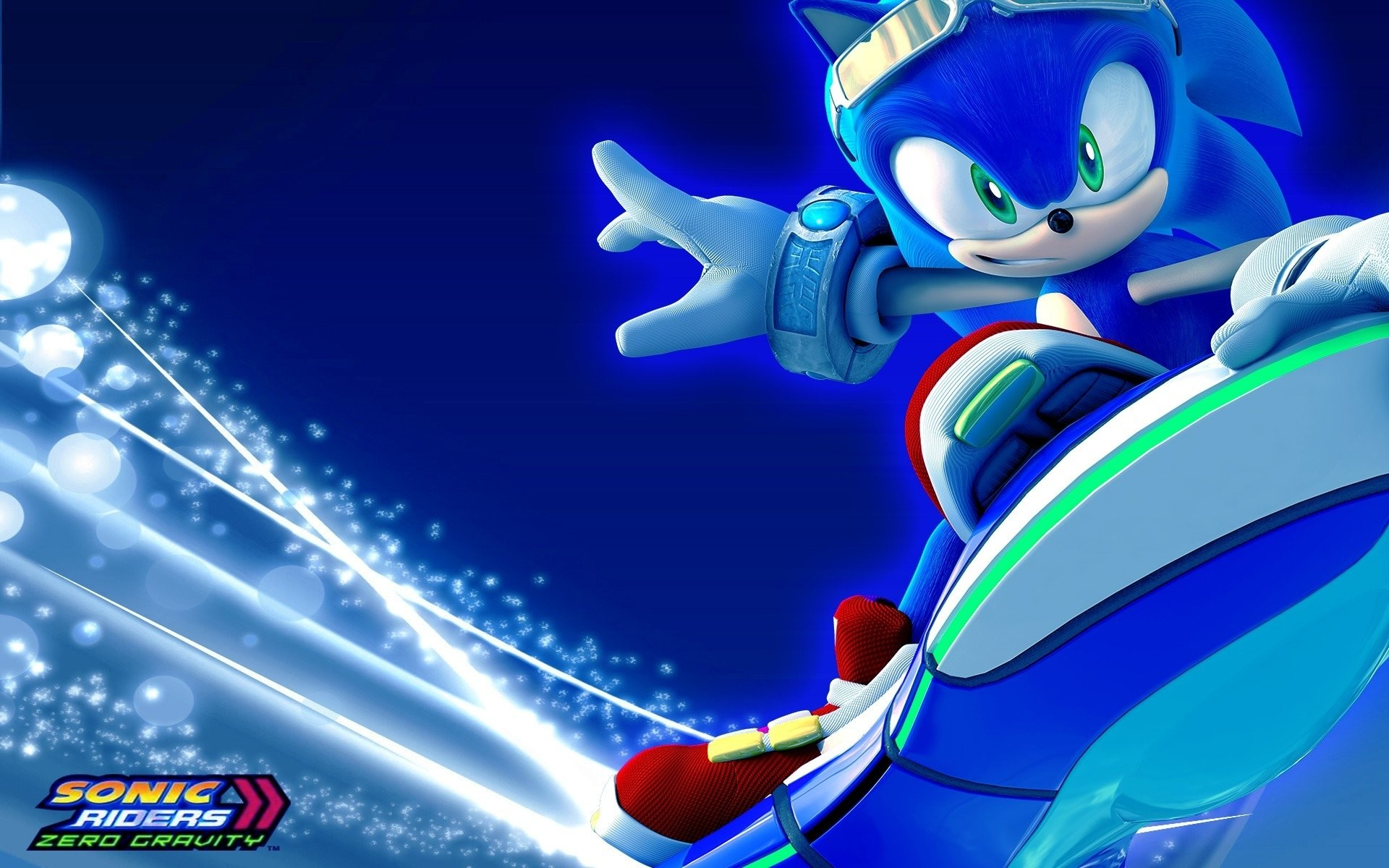 HD Wallpaper | Background ID:416505. Video Game Sonic Riders: …