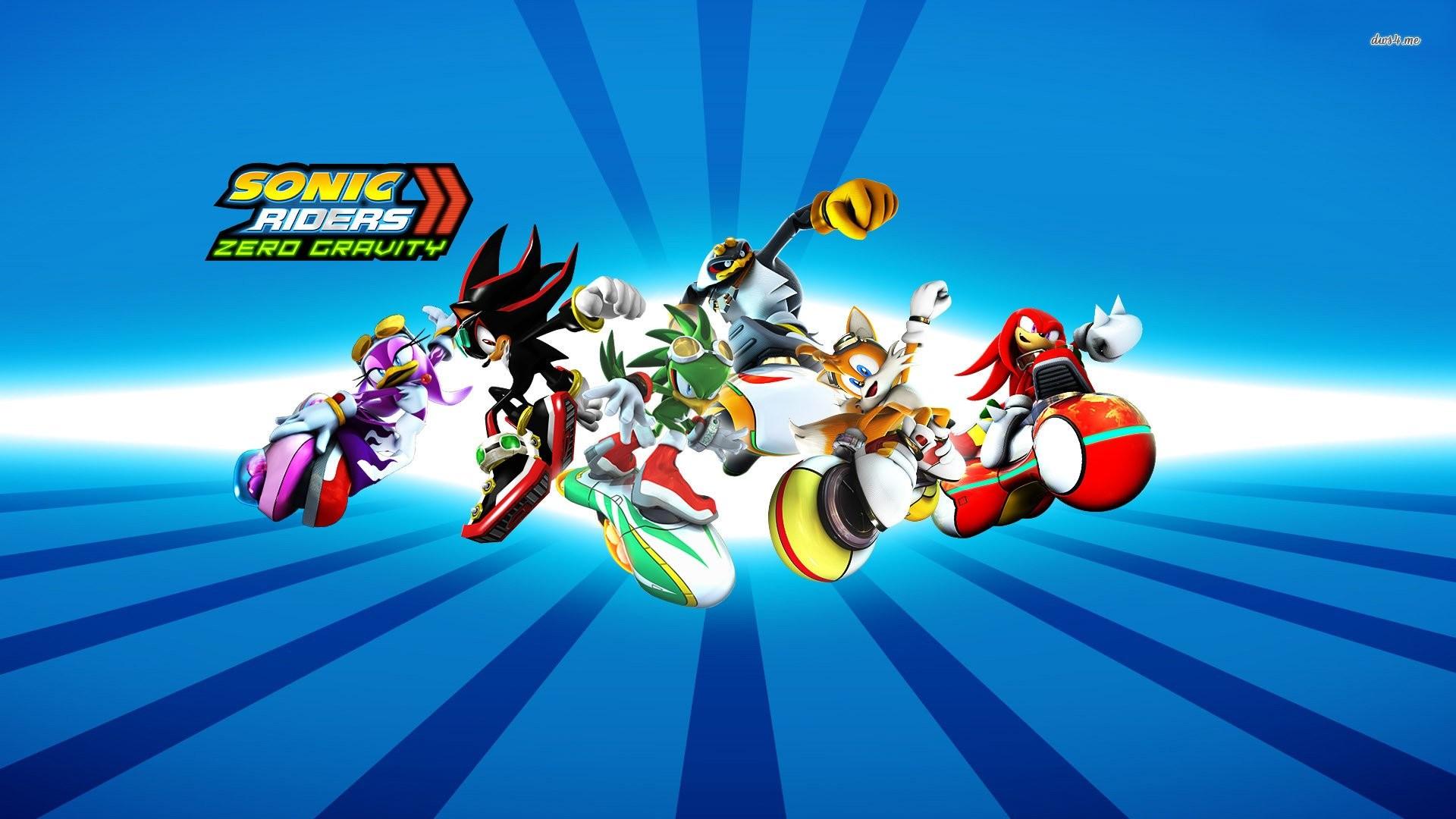 Sonic Riders 795694
