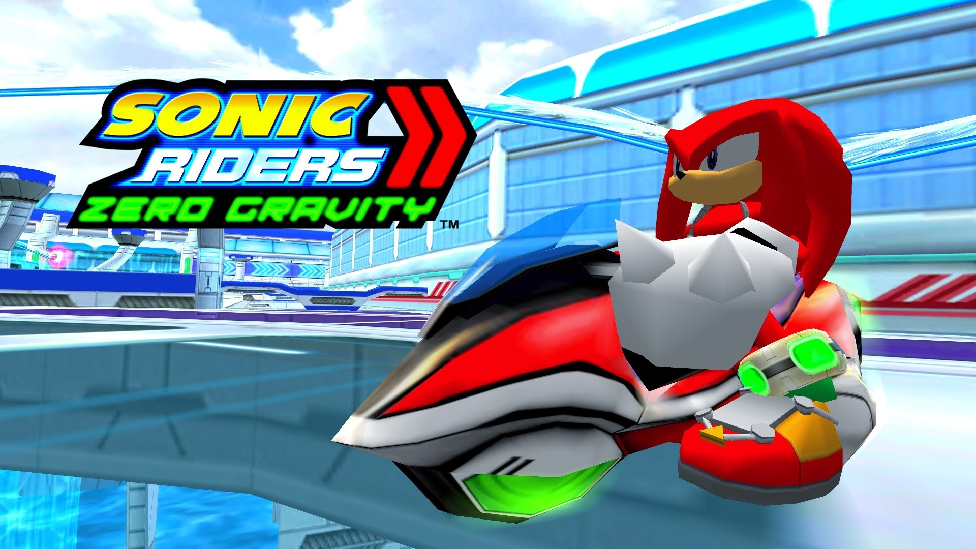 Wallpaper · FPS Dolphin Emulator . Sonic Riders [p HD
