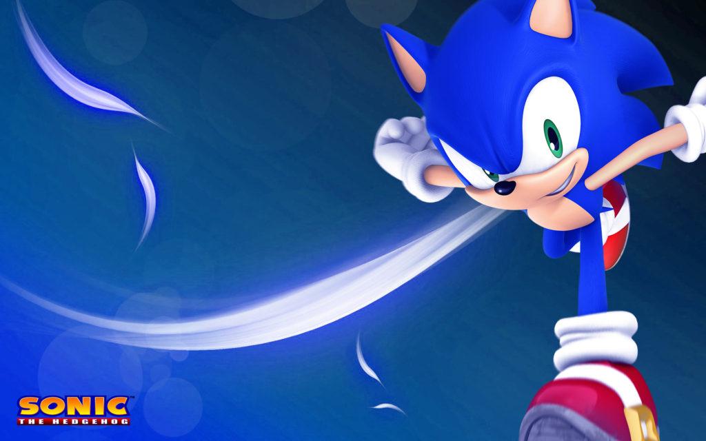 Sonic The Hedgehog Wallpaper by SonicTheHedgehogBG on DeviantArt