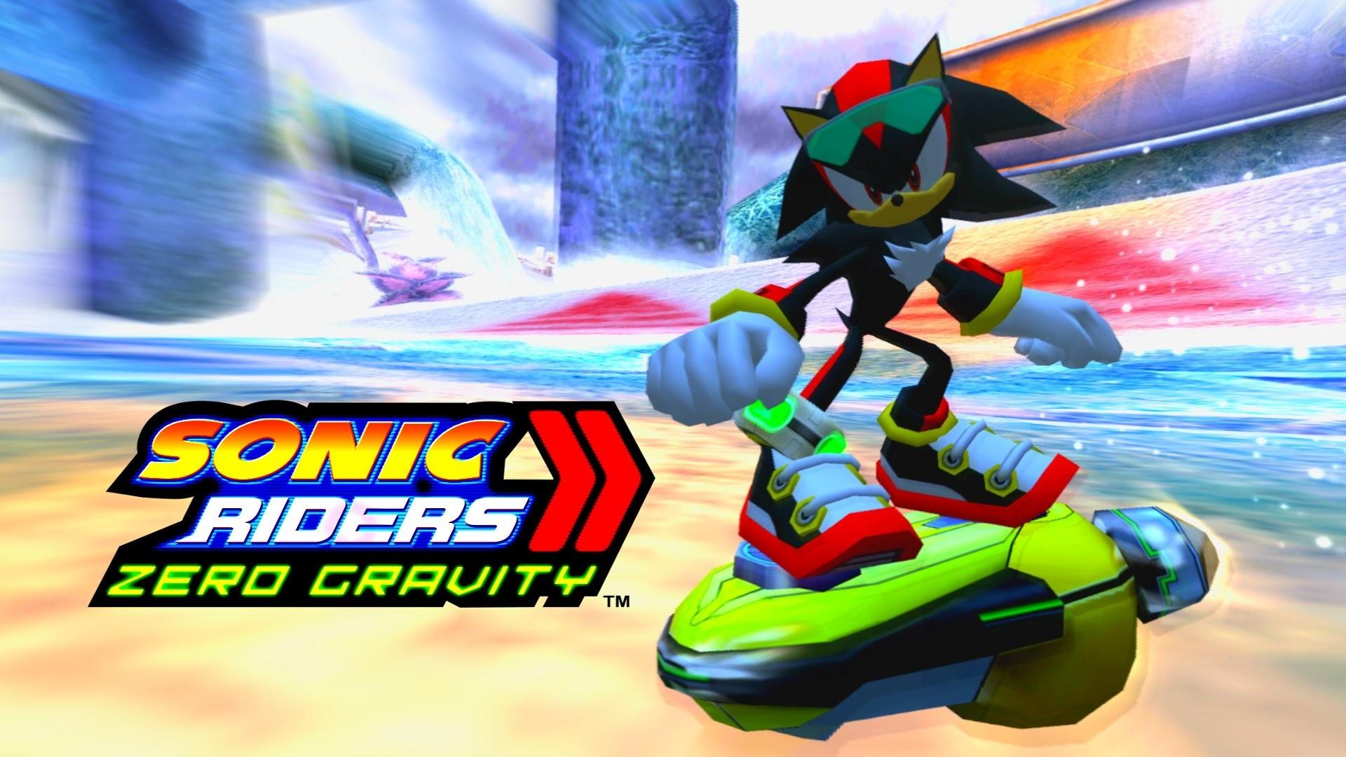 Sonic Riders Zero Gravity – Snowy Kingdom – Shadow 1080p 60 FPS – YouTube