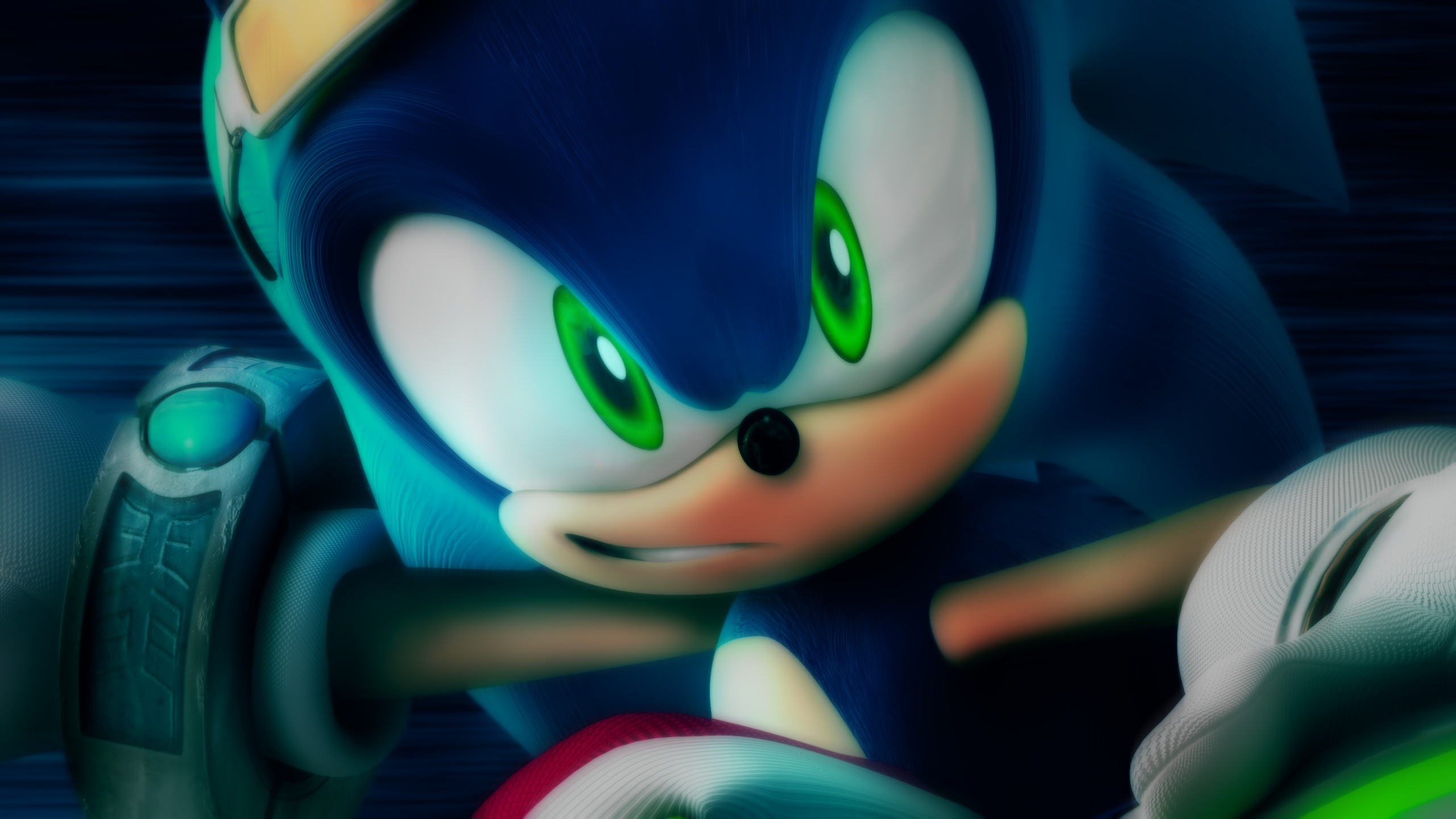 … Sonic the Hedgehog [98] by Light-Rock