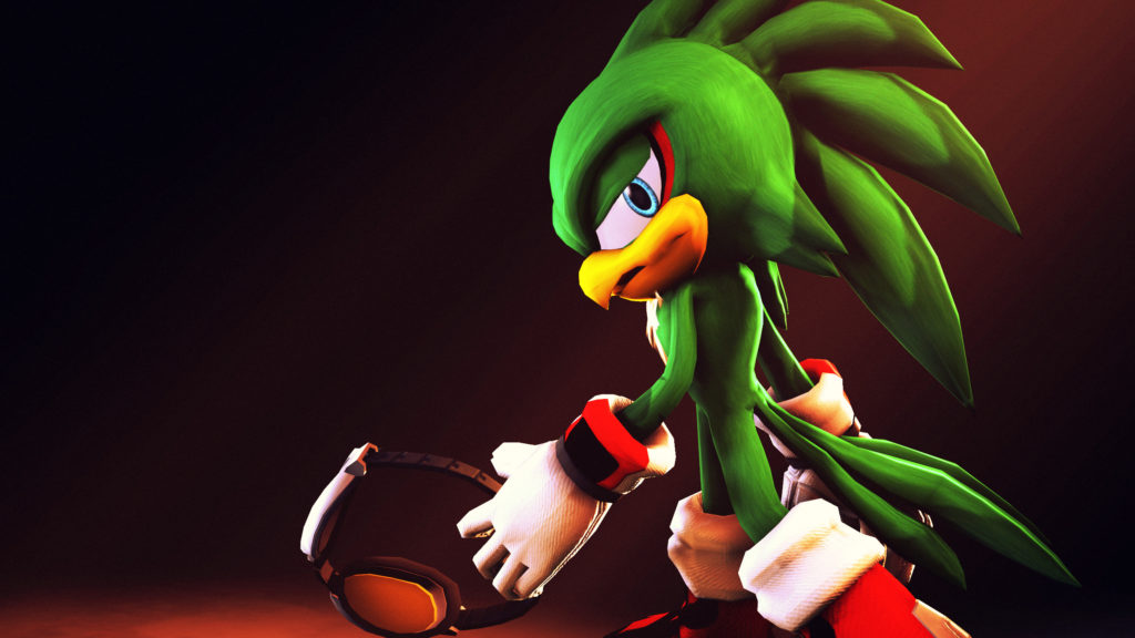 … Jet the Hawk – Sonic Riders by ShushiKillers