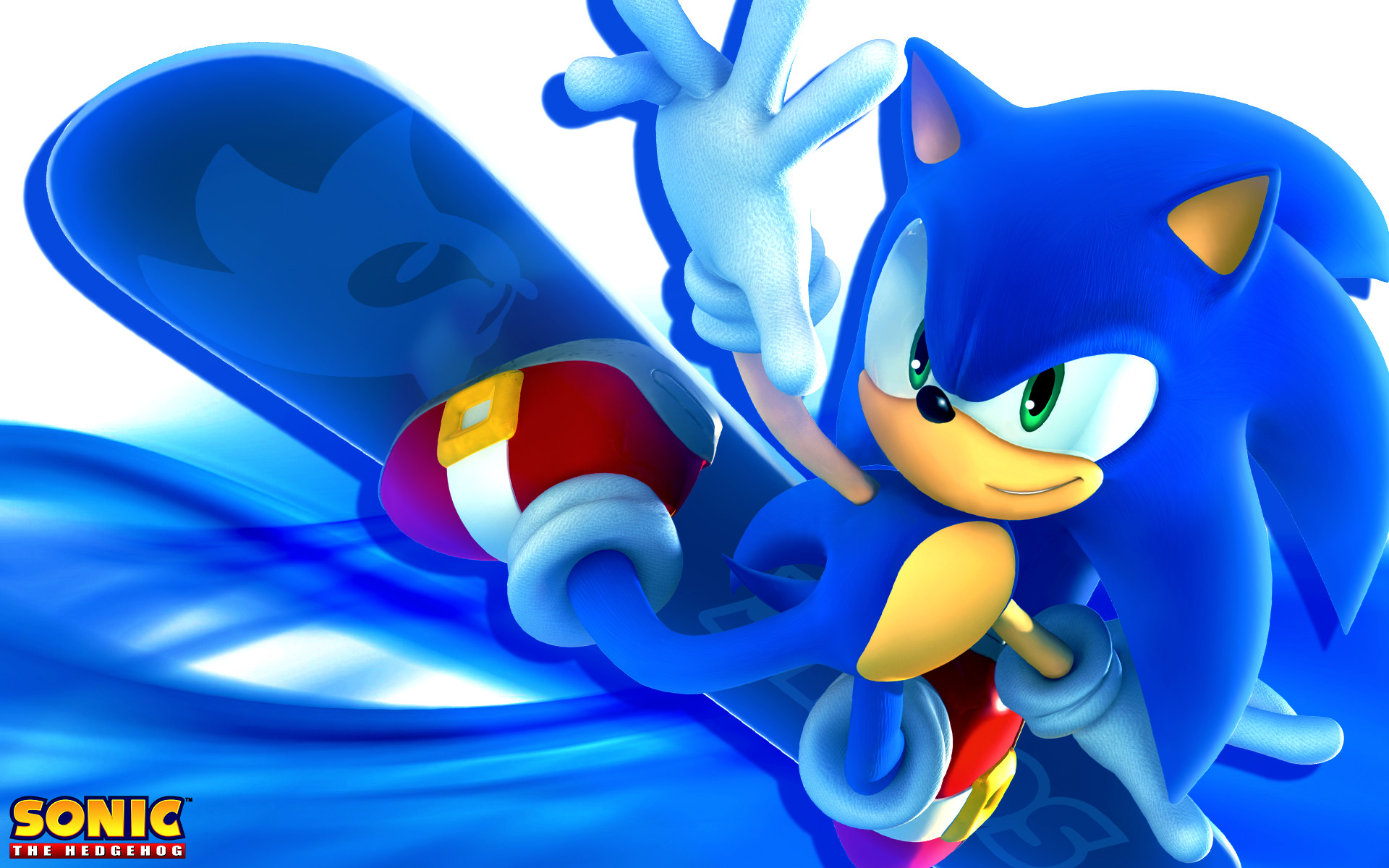 Sonic The Hedgehog Snowboarding Wallpaper by SonicTheHedgehogBG Sonic The  Hedgehog Snowboarding Wallpaper by SonicTheHedgehogBG