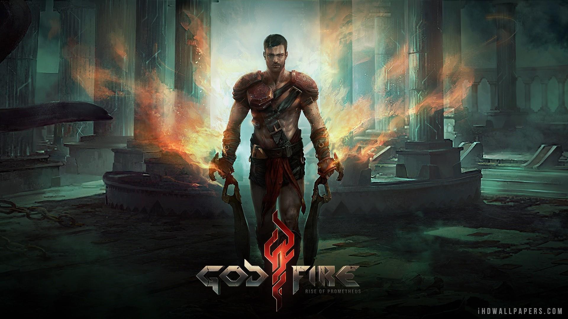 Godfire Rise of Prometheus PC Game wallpaper thumb